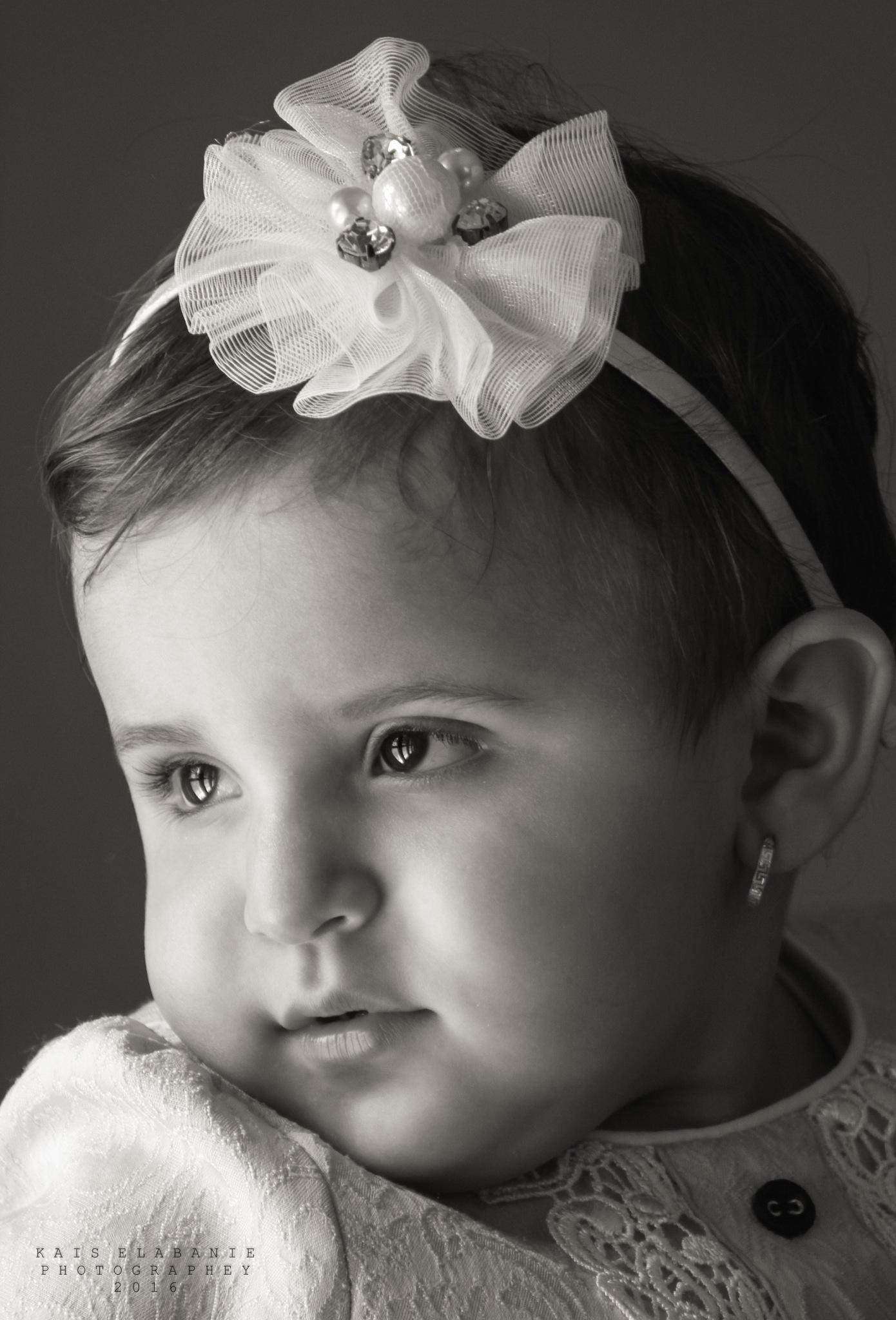 My little princess by Kais Elabanie