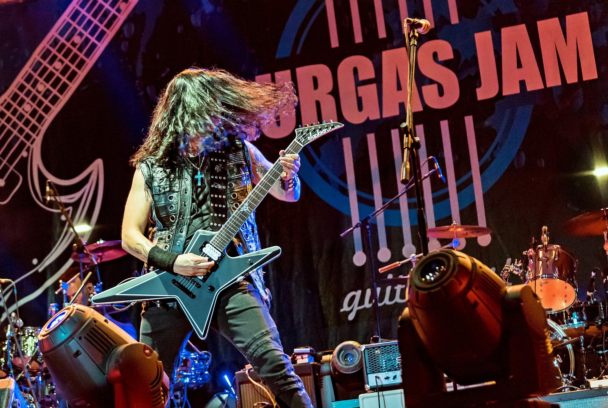 Guitar fest Burgas Jam by StefanTodorov