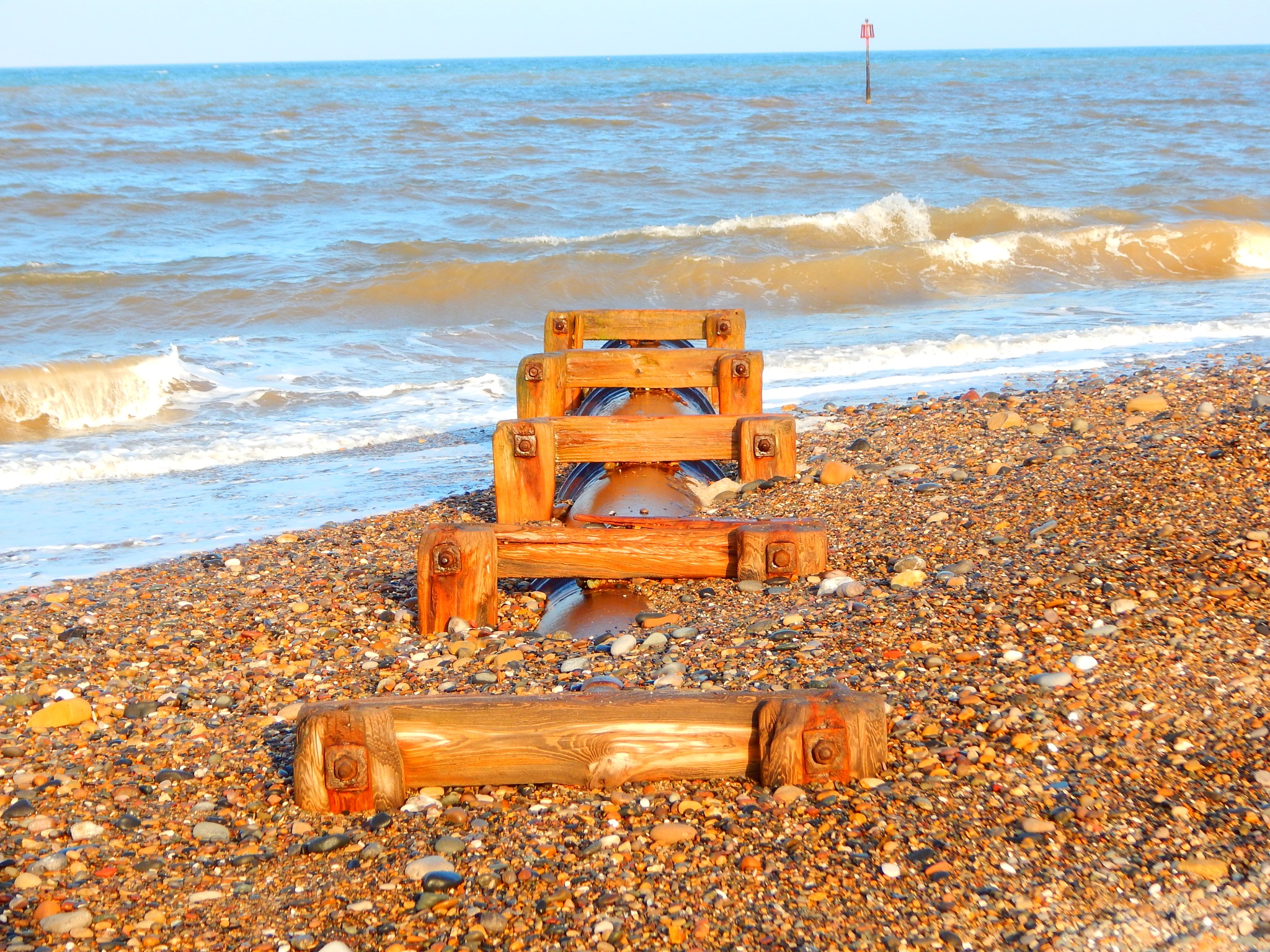 Beach sea.sand by tripplexxx05