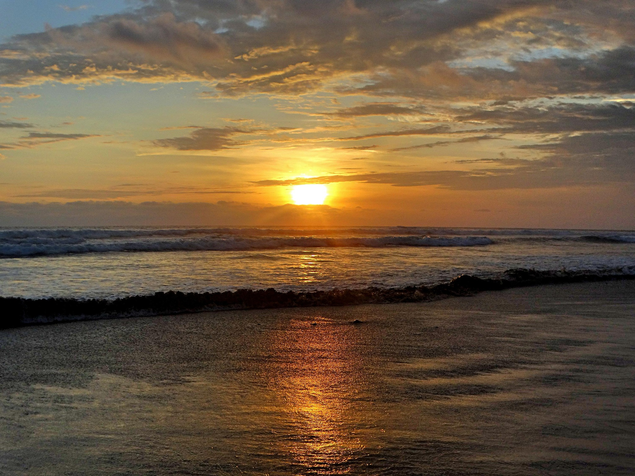 sunset by Johnny Chunga