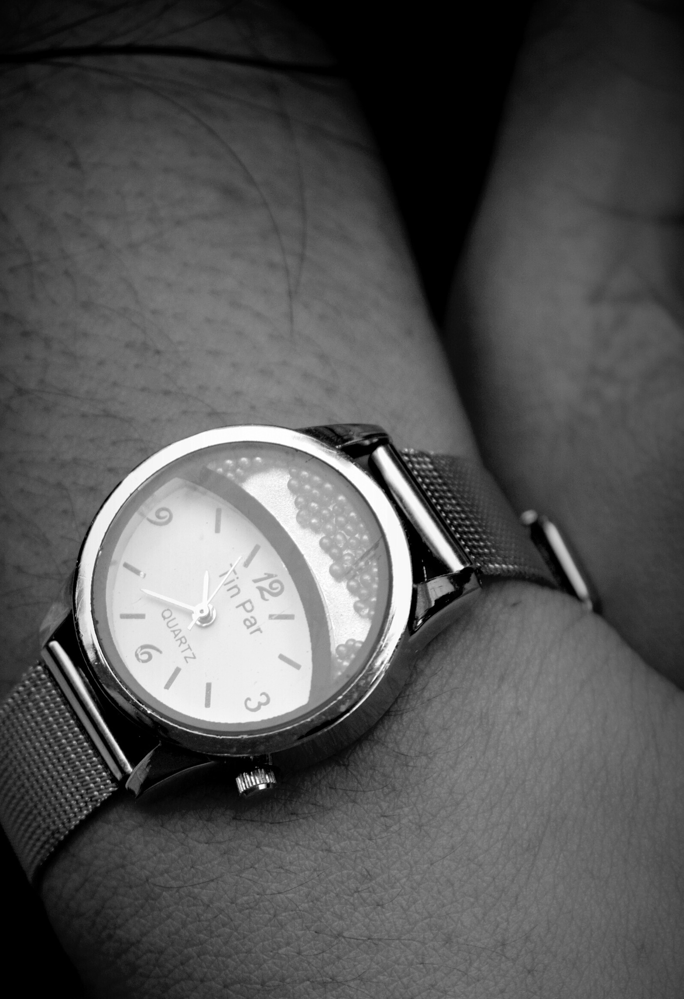 Wrist watch by Chandana Udumalwaththe