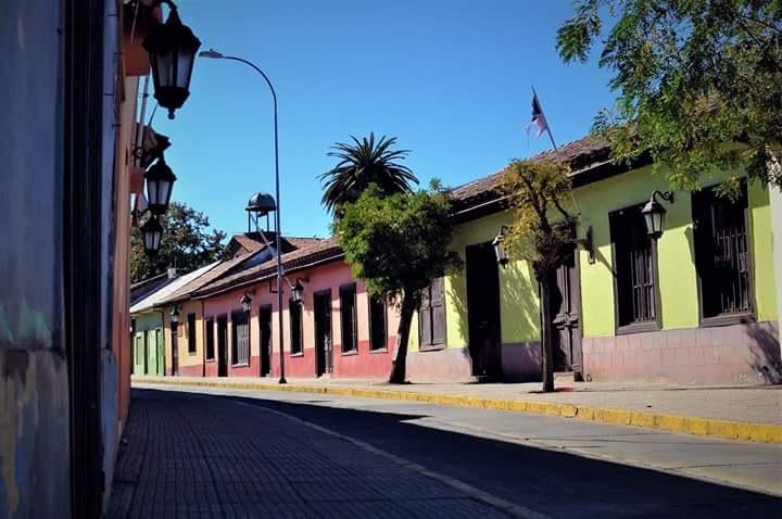 calle comercio  by Rodrigo Patricio Montoya Flores