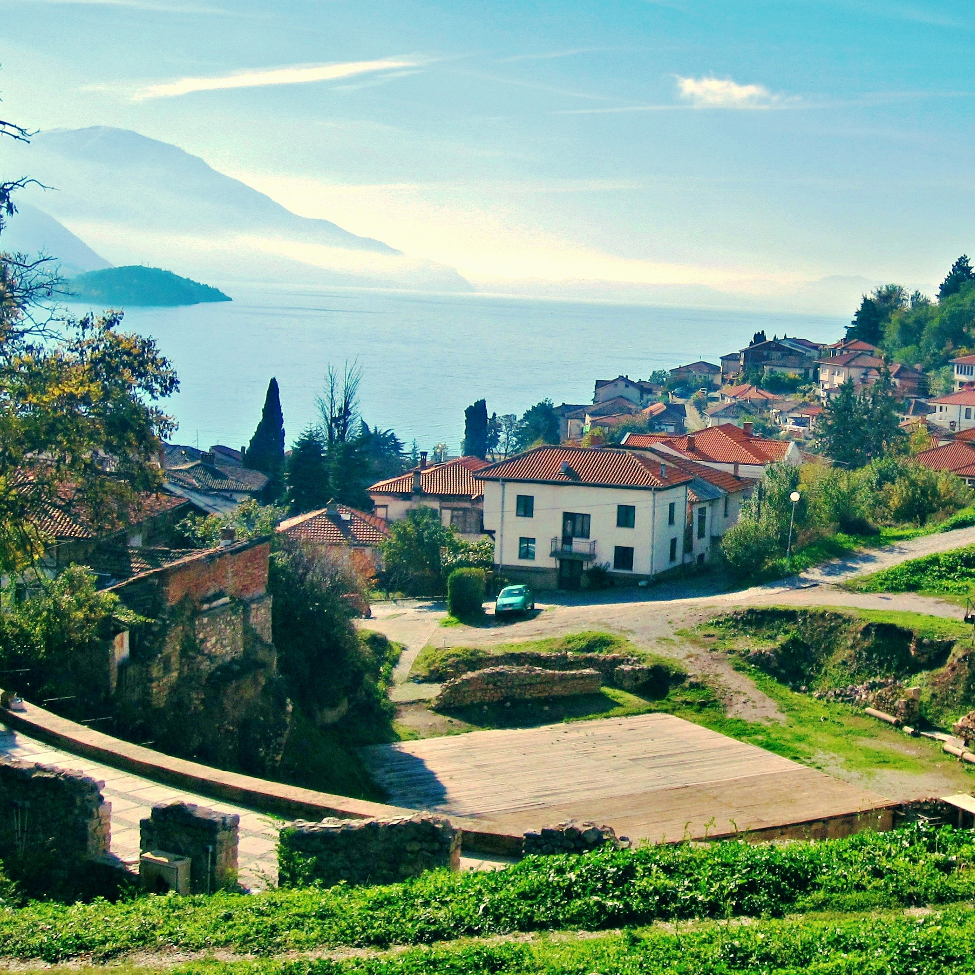 Ohrid Wonderland by theloridiaries
