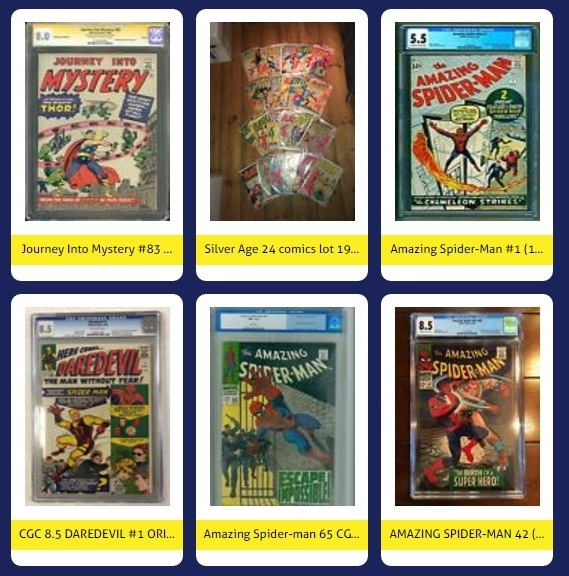 Comic Book Prices by mayafordy