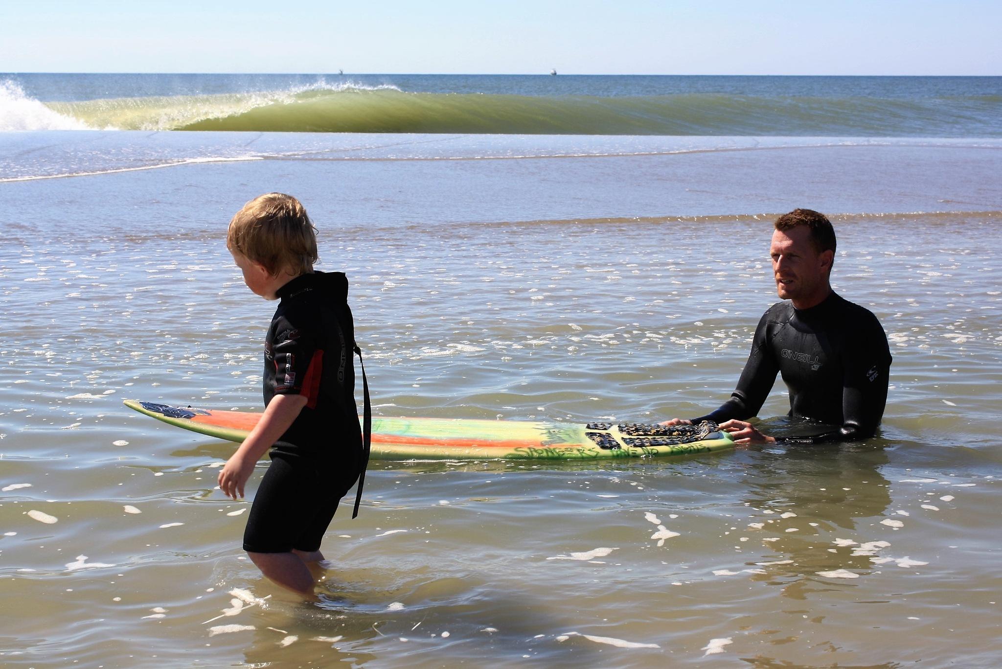 Seasons' Surf Lessons by Gemeghan
