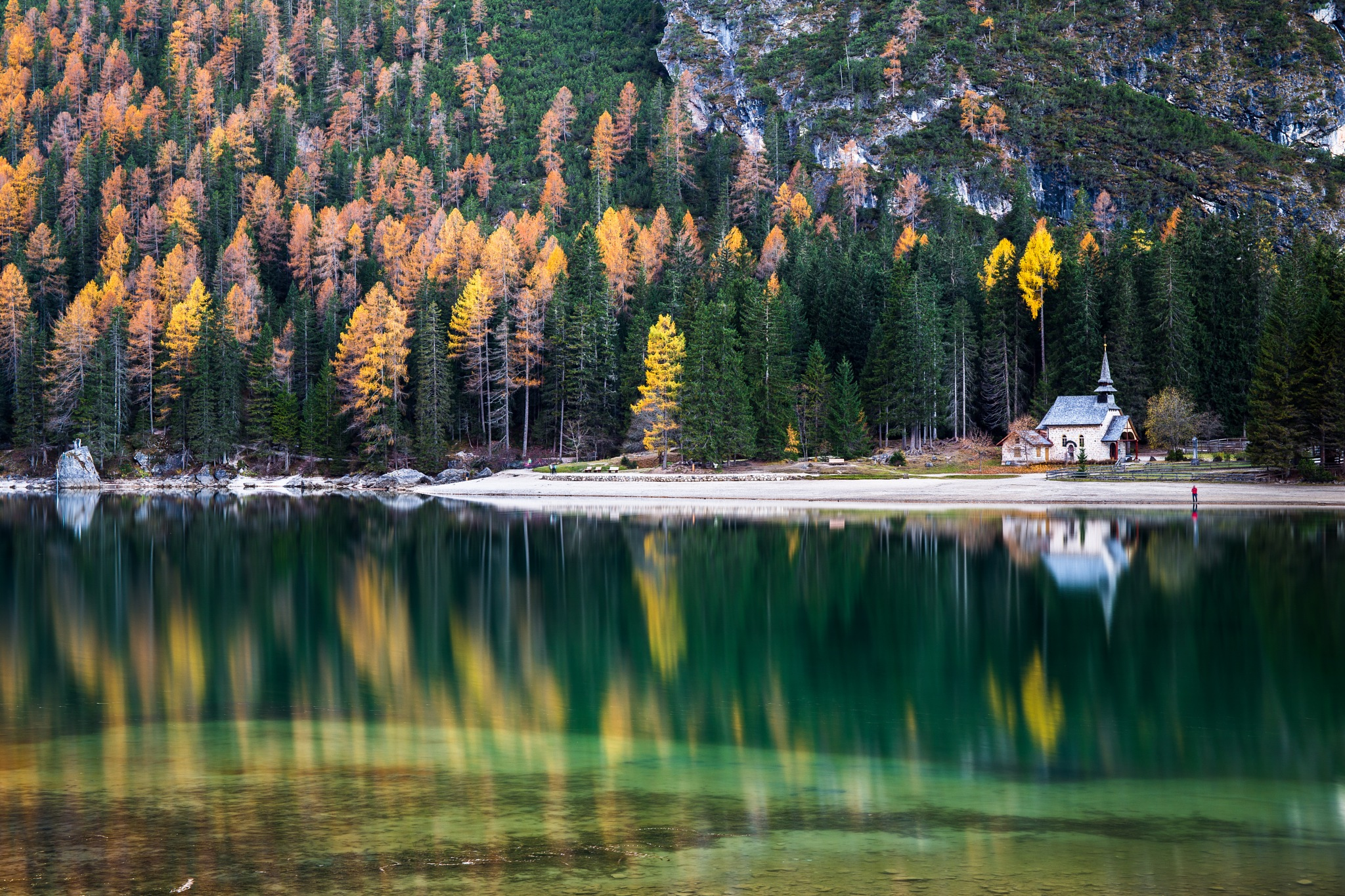 Braies Lake - Italy by Giorgino23