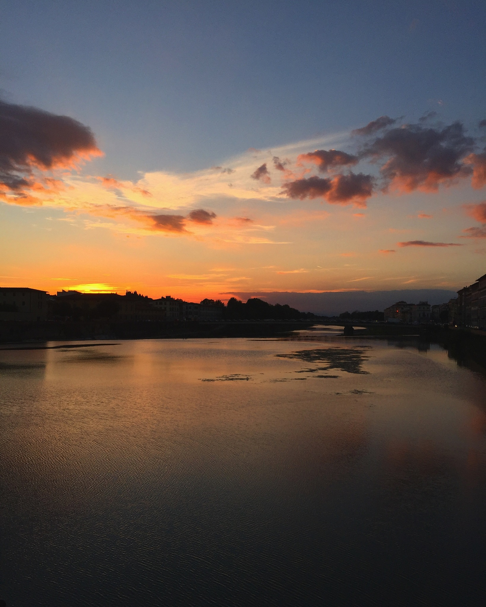 Florence Sunset  by Alyssaanselmo