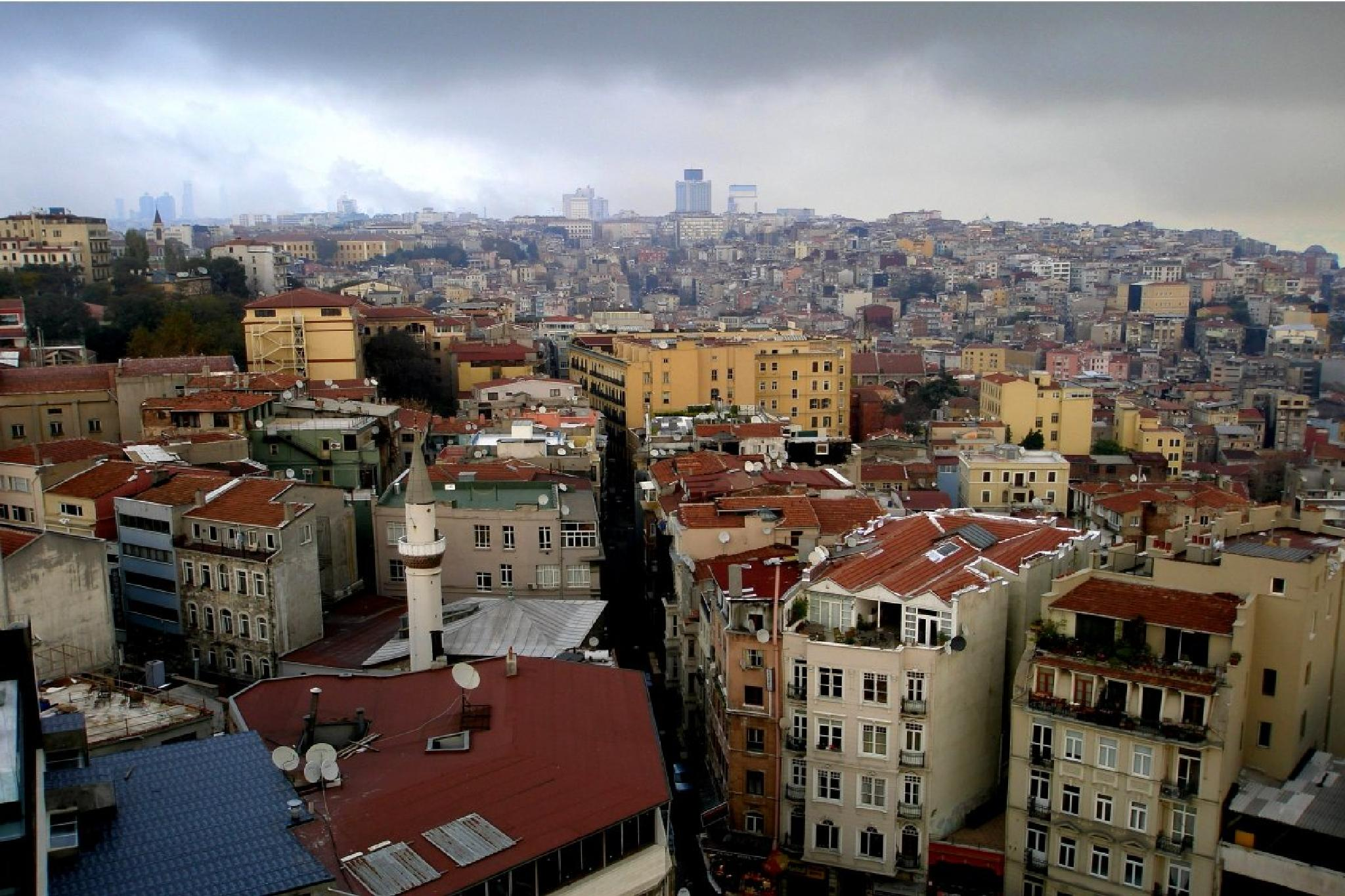 Istanbul by Philippe Berthier