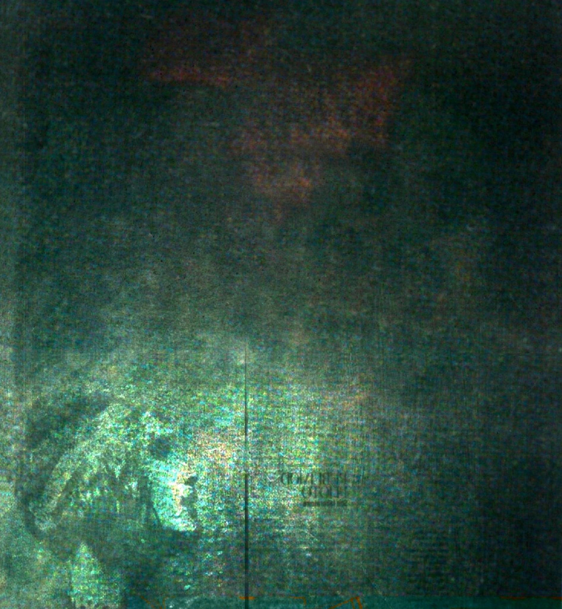 in the corner by Philippe Berthier