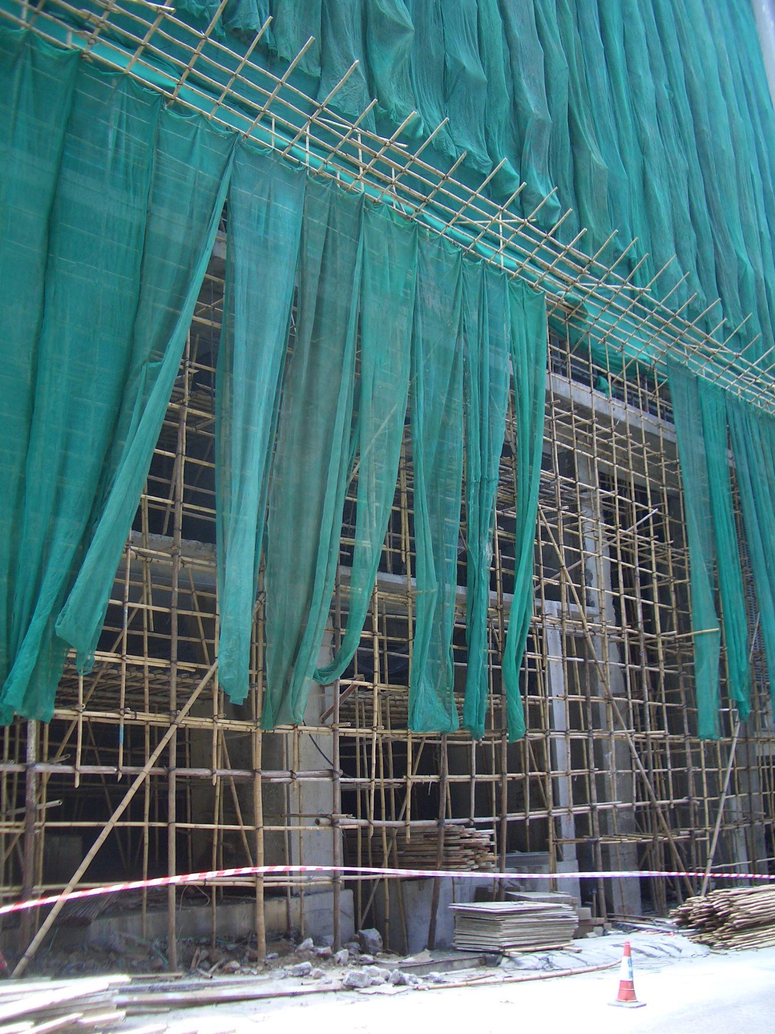 Scaffolding in Hong Kong by nelsonwynn
