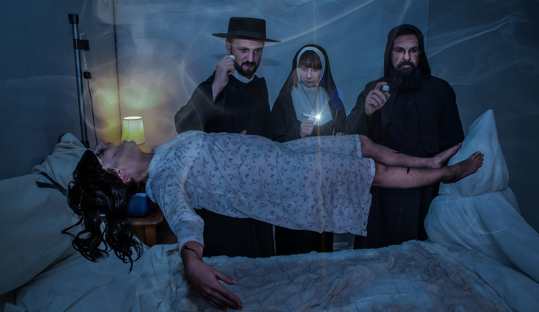 The Exorcist by Photographer Gino Cinganelli