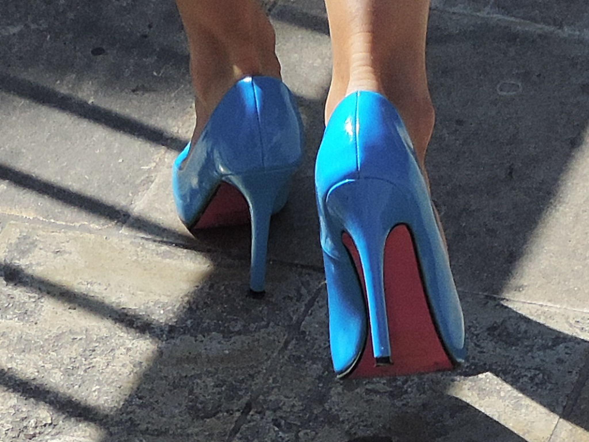 High heels by carmelo
