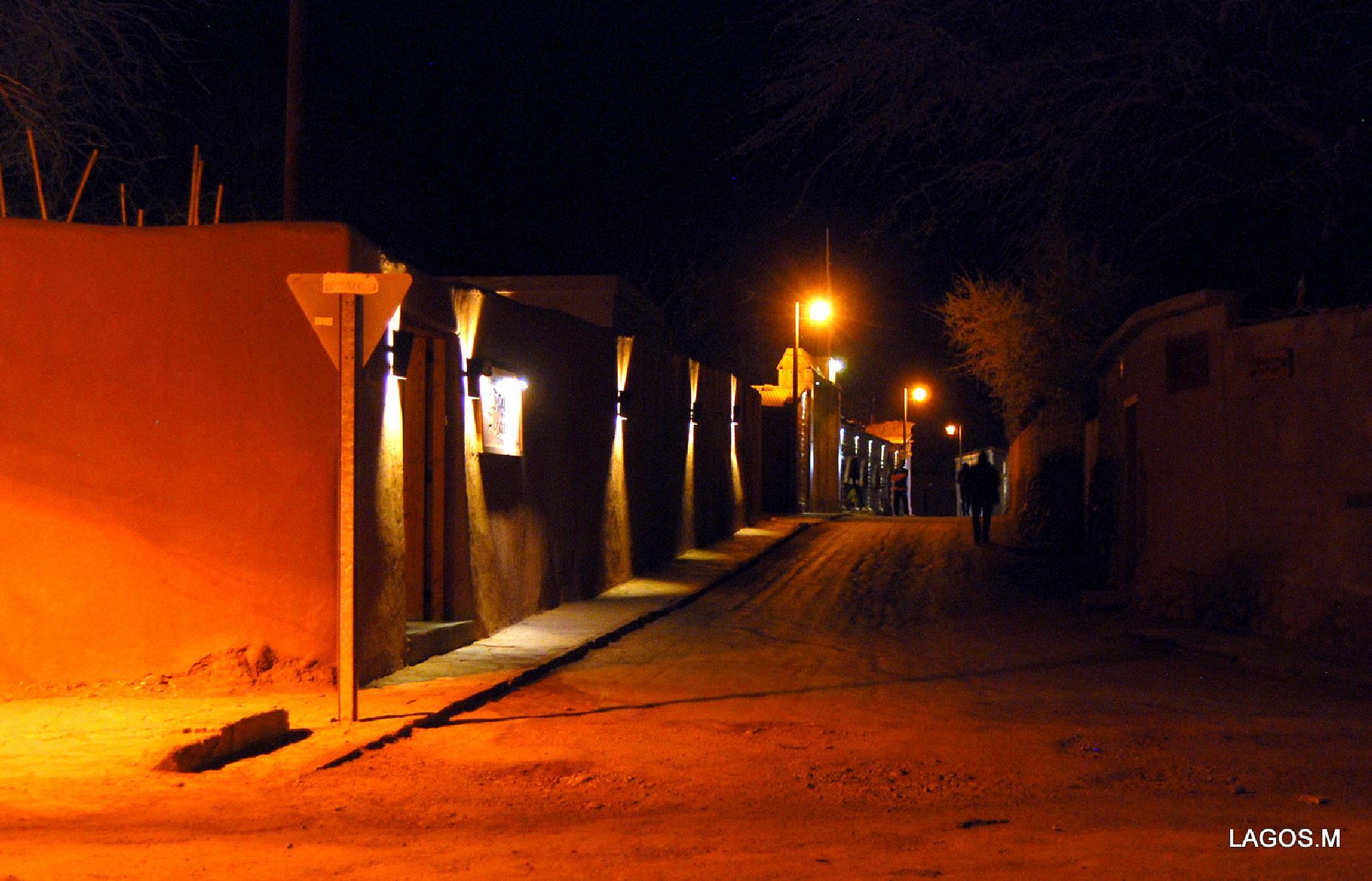 SAN PEDRO. TOWN by Alvaro Lagos . M