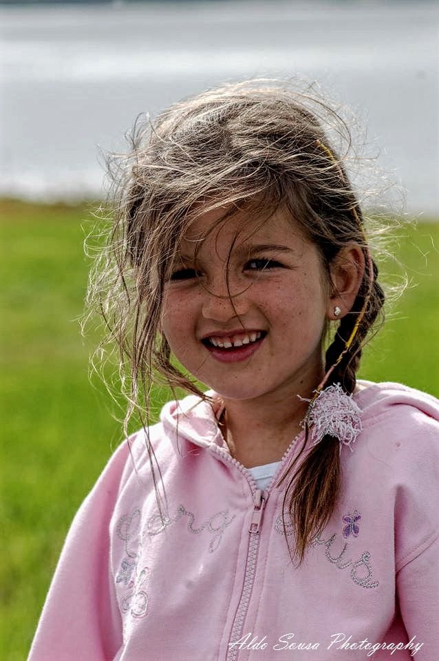 Little Miss Mucky Face!! by Aldo Sousa