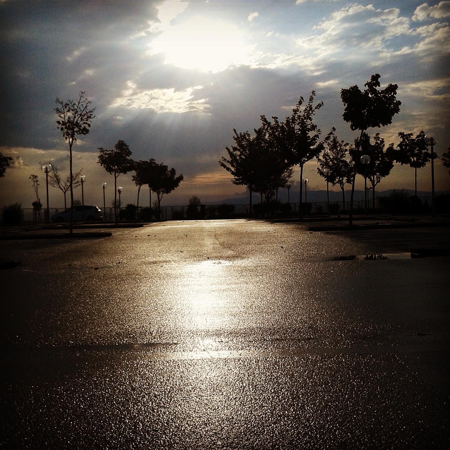 Sunrise by Bülent Aydın