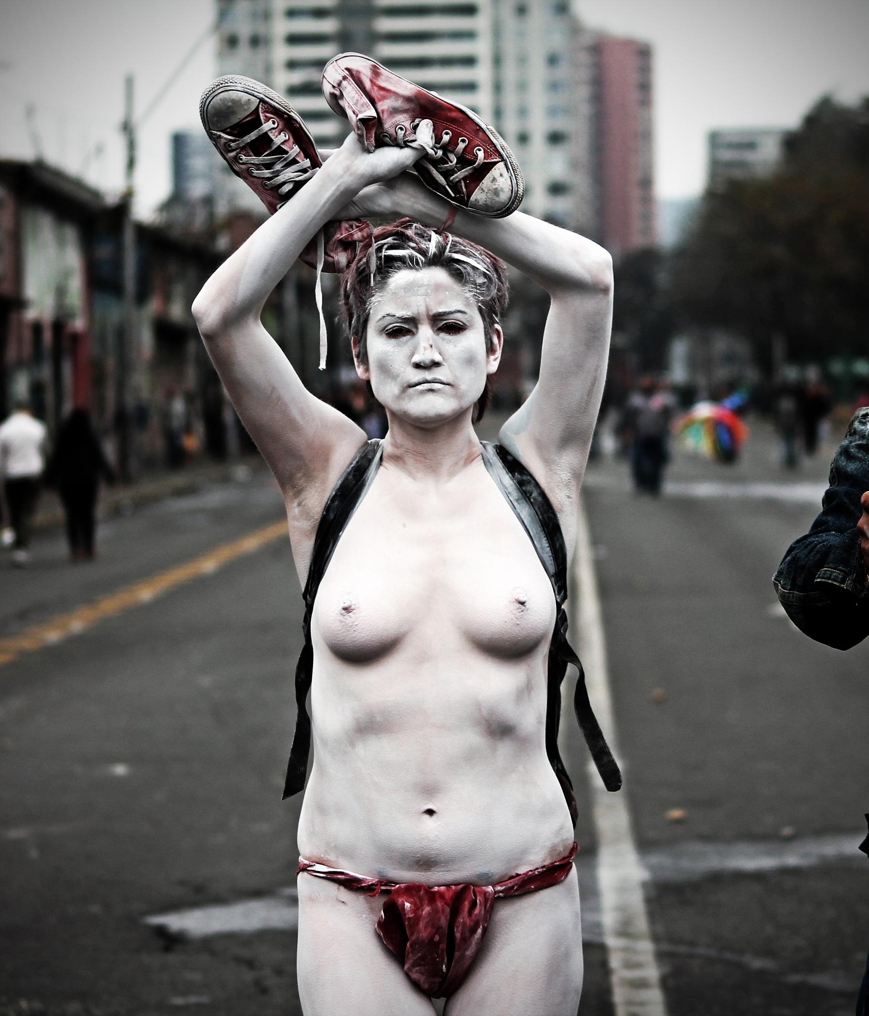 woman Art by Eduardo Sanchez