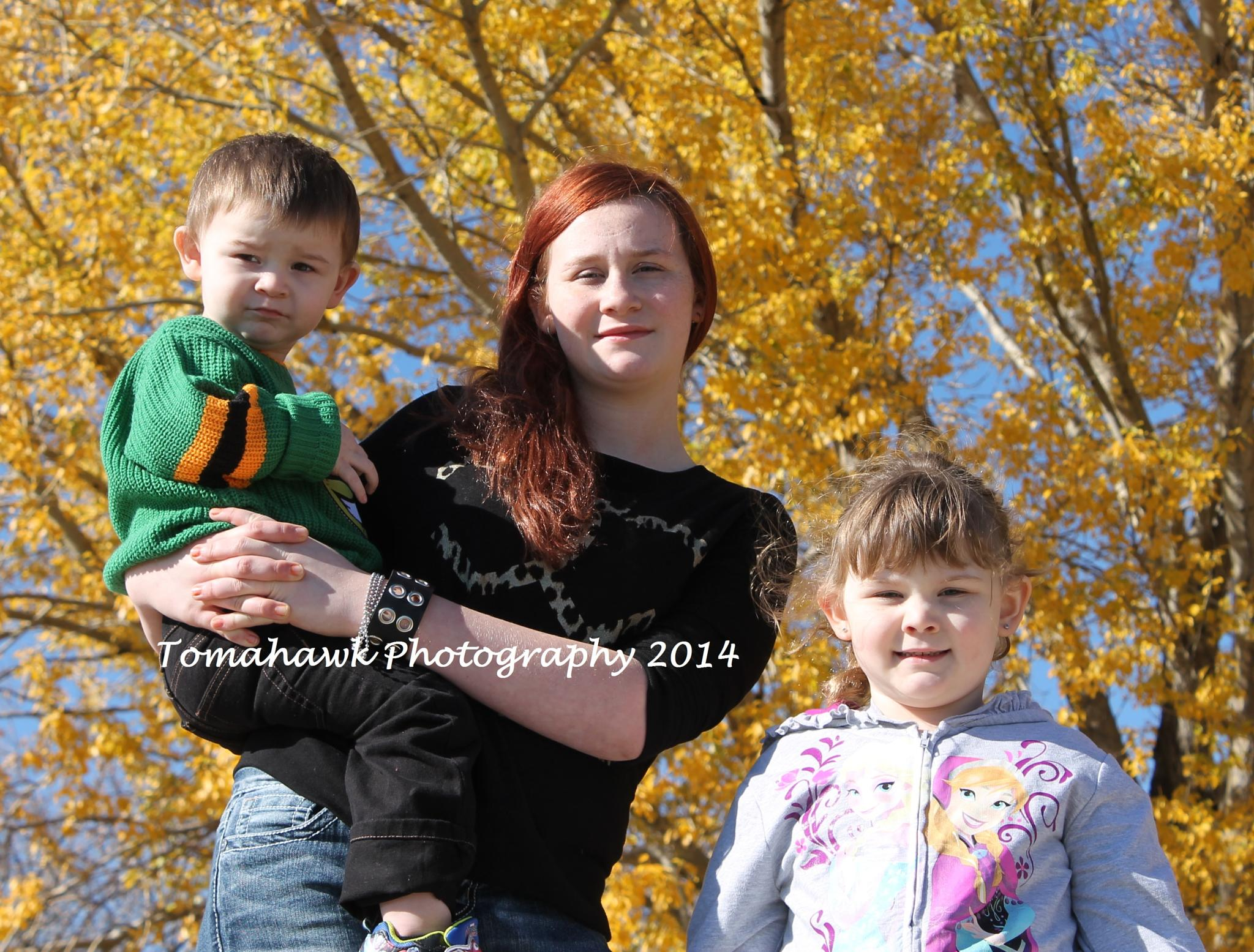 Teri Reilly Kids Photo Shoot 2014 by Thomas Mah