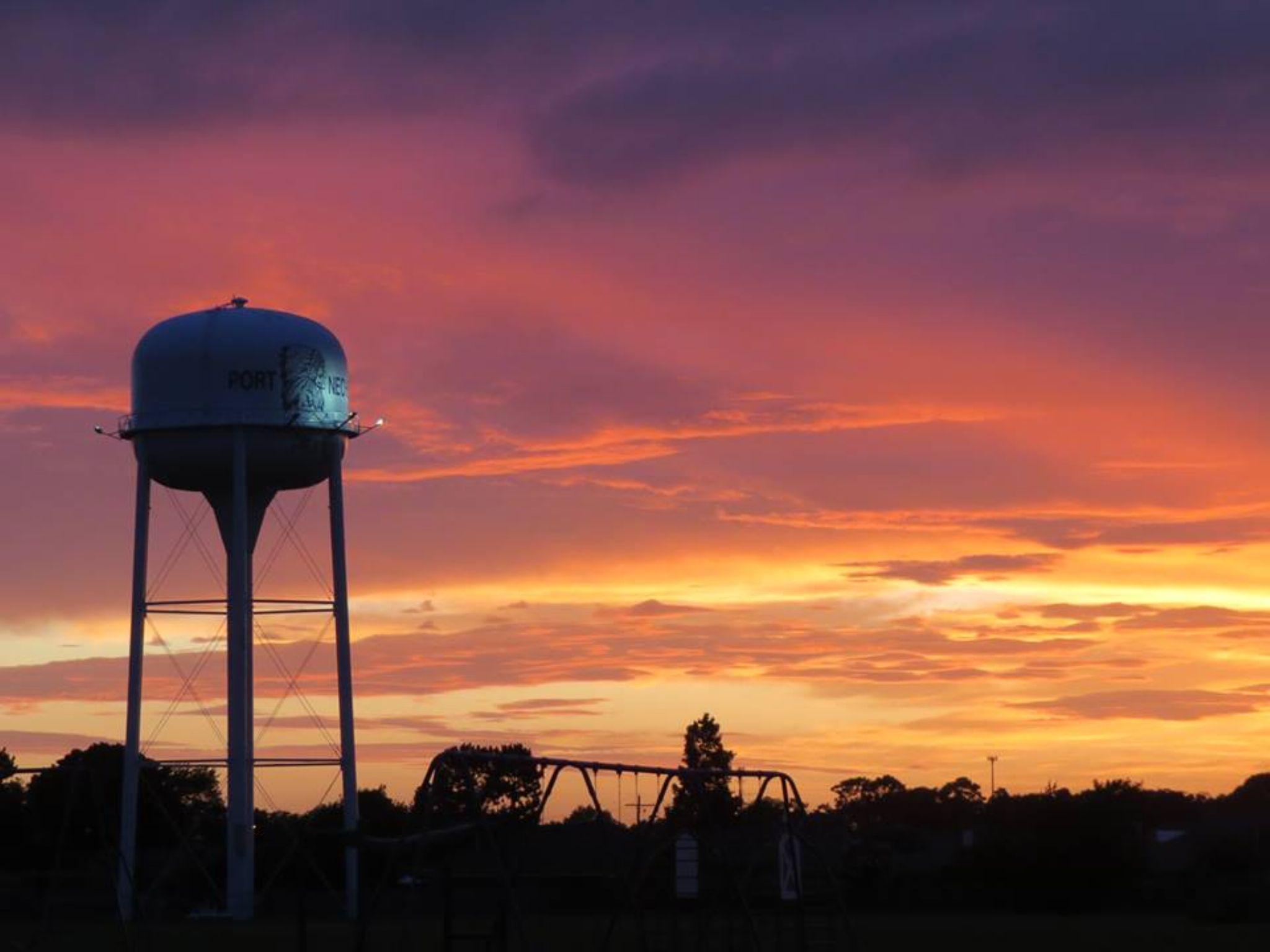 sunset by jerrym