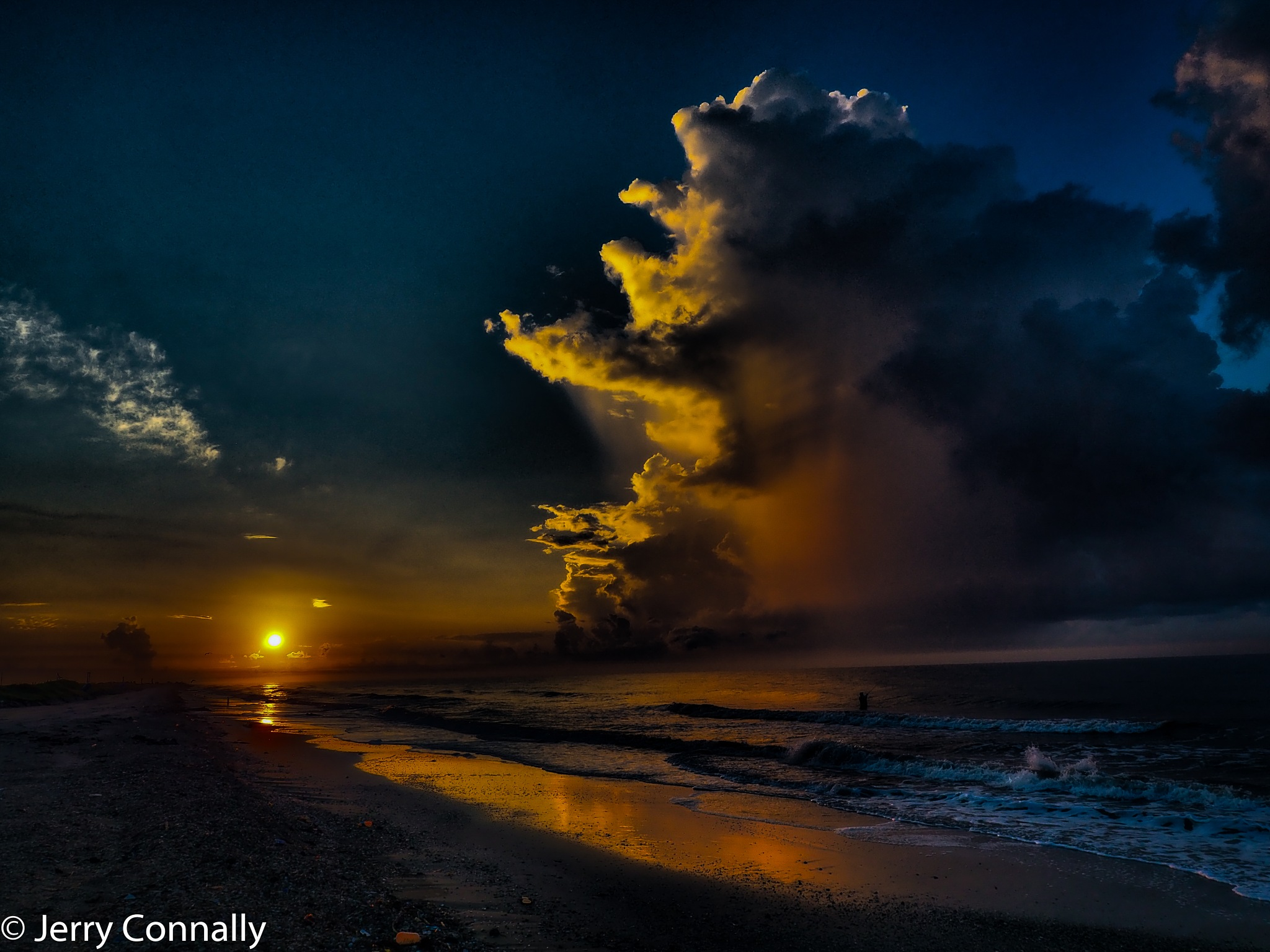 Stormy Morning by jerrym