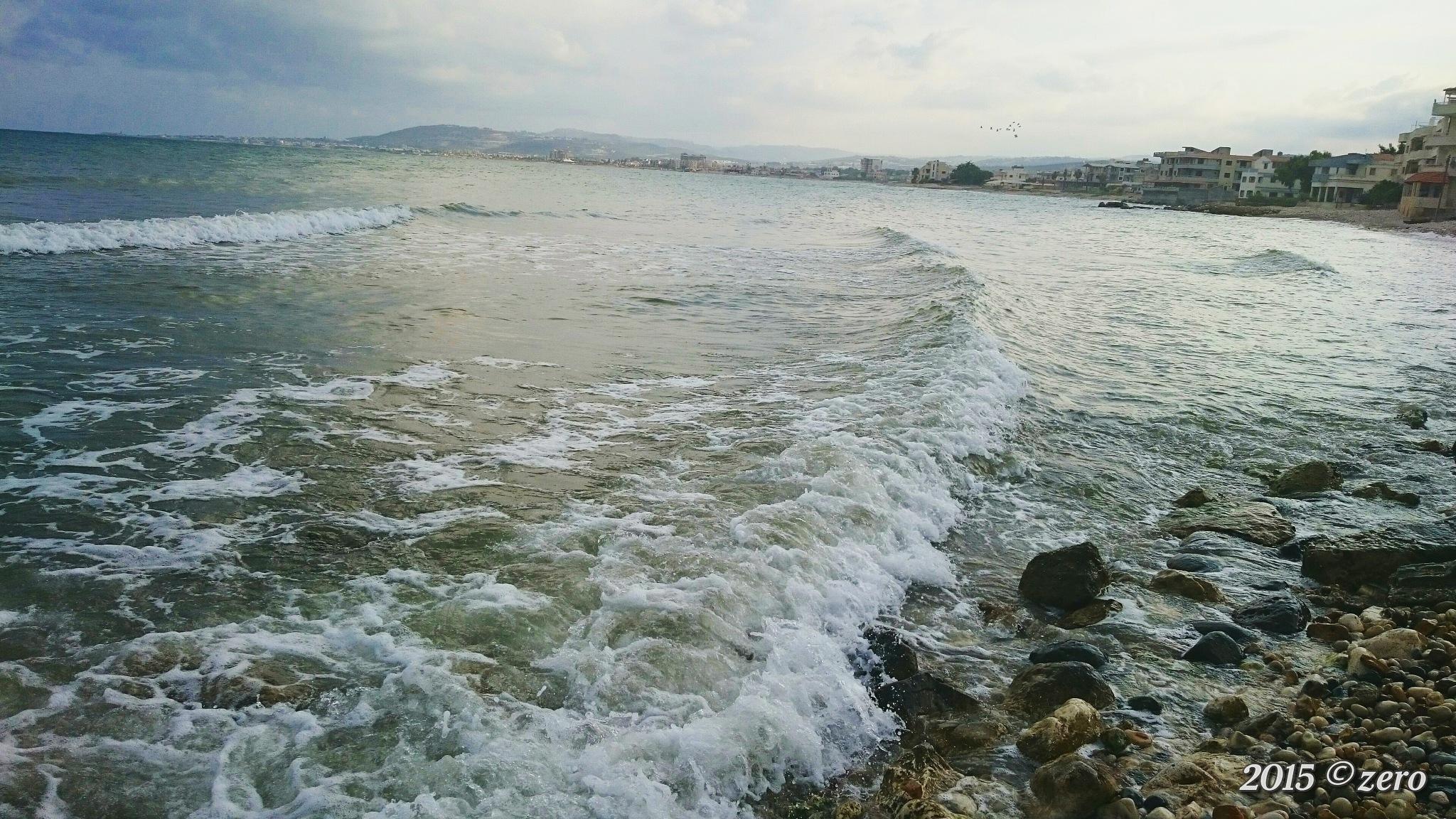 bright sea by llzeroll
