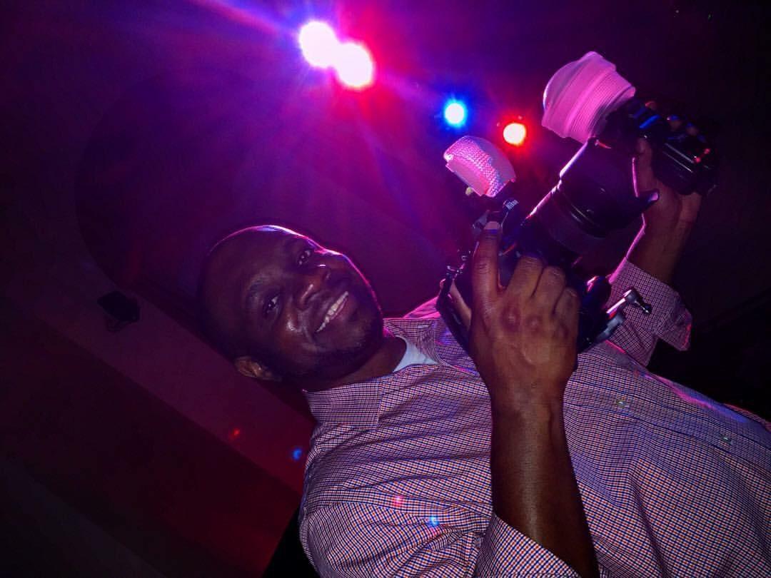 Ode to the Camera Man by Saiku-DropSquad Akinlawon