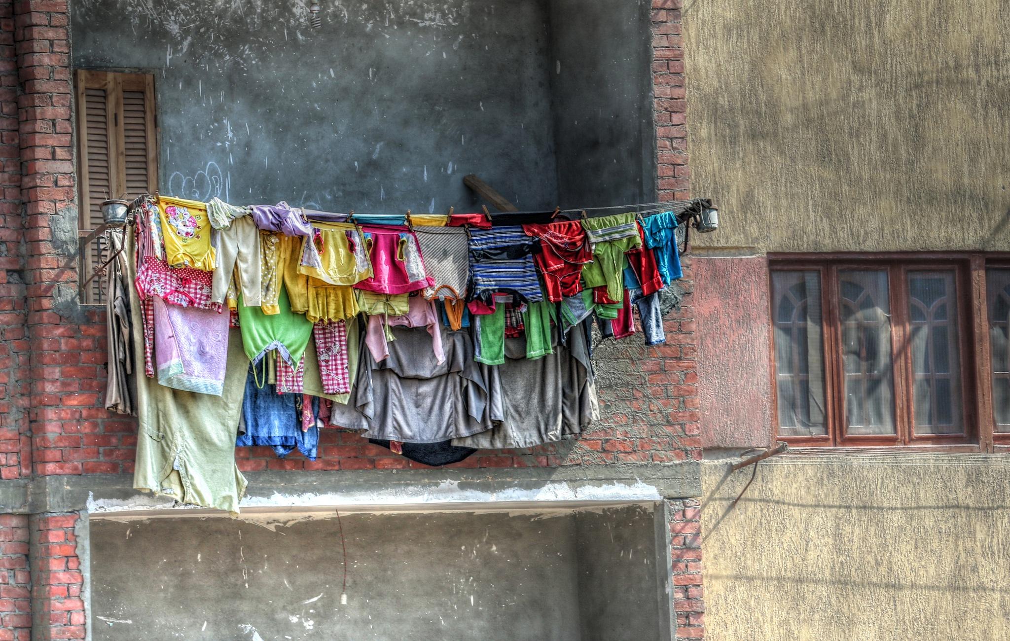 Laundry by Tawfik W Dajani