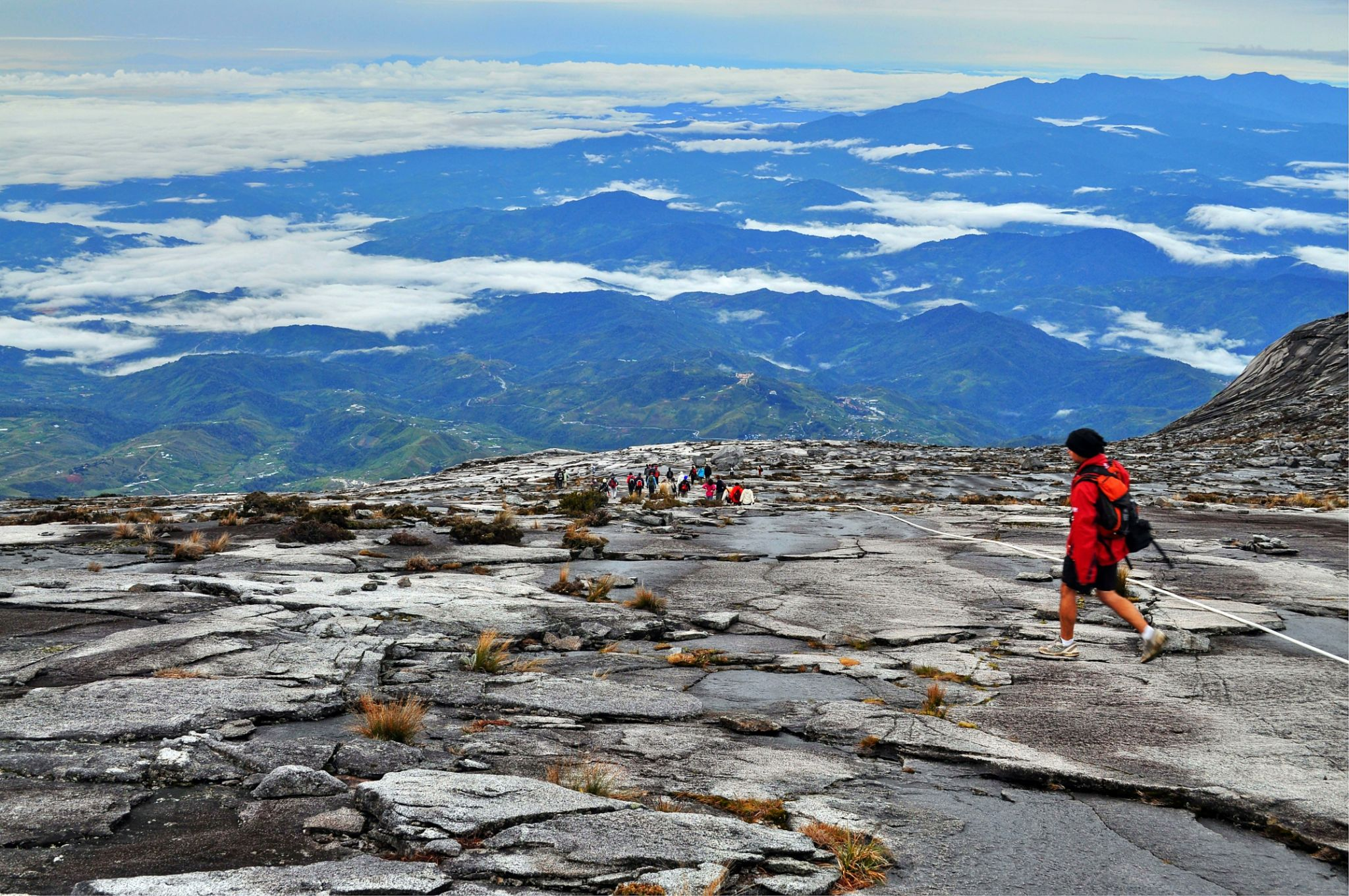 Mount Kinabalu, Sabah by Lenny7