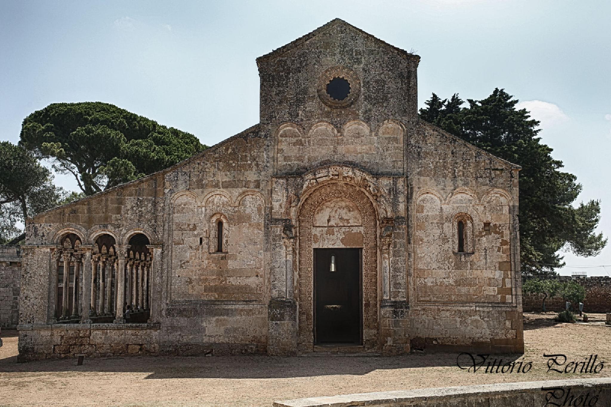 ABBAZIA DI SANTA MARIA DI CERRATE by Vittorio Perillo