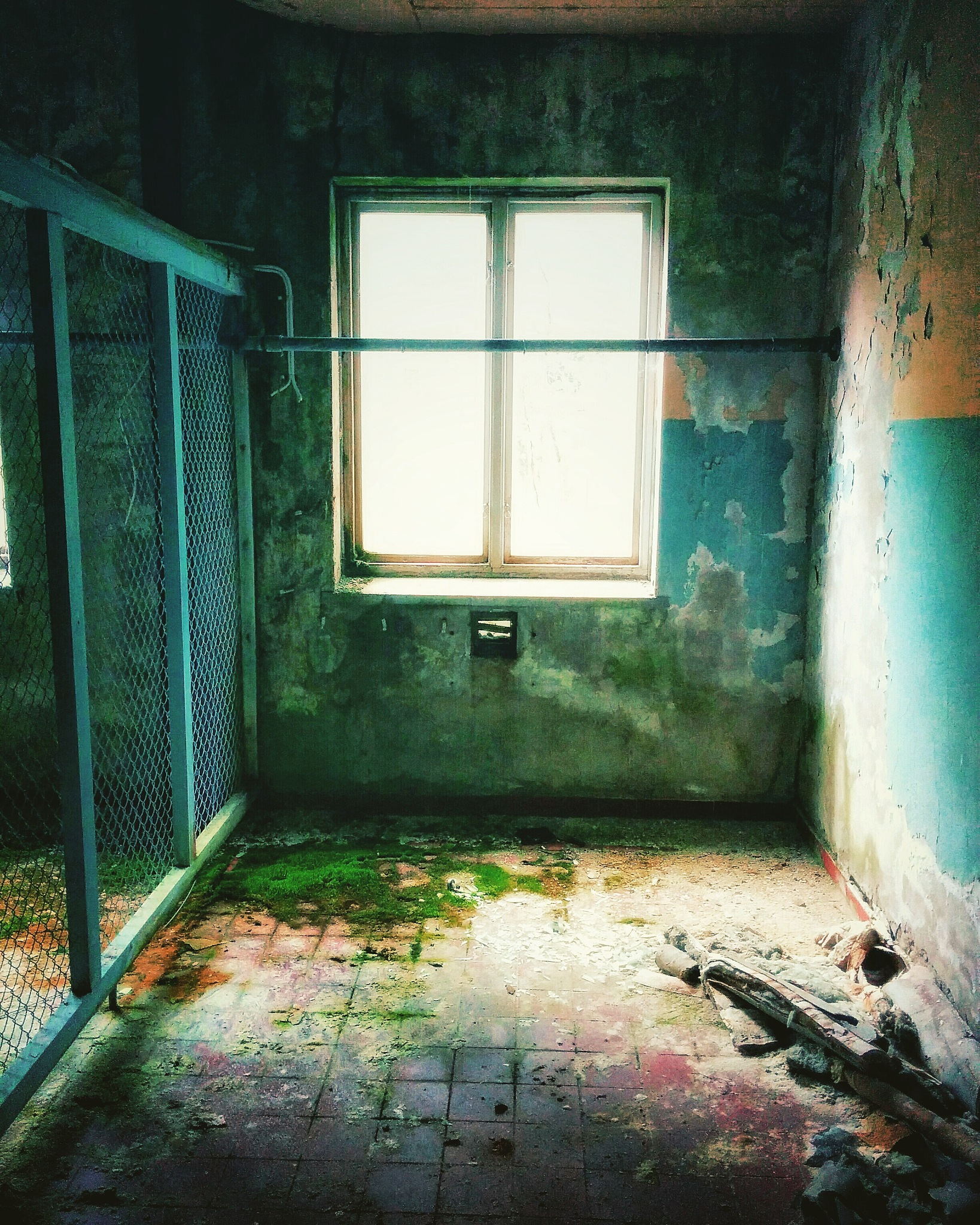 The Cell by ADifferentTrail
