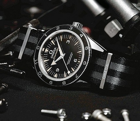 James Bond's Omega Seamaster 300 Spectre Watch by tomzhang8790