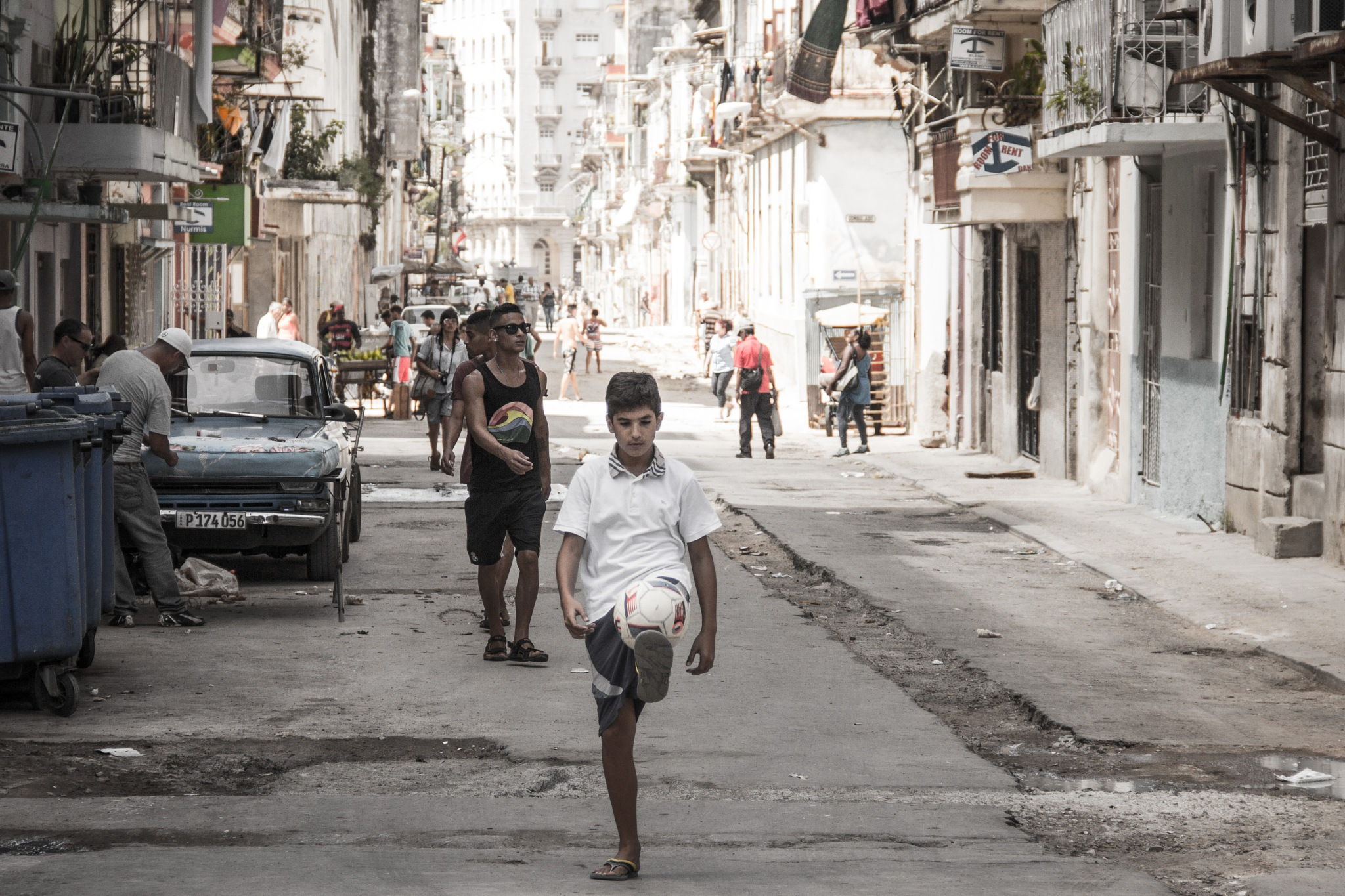Cuba  by Naire Mendes
