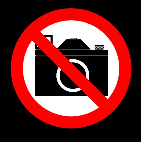 Forbidden to photograph_I by HaWaFoTo