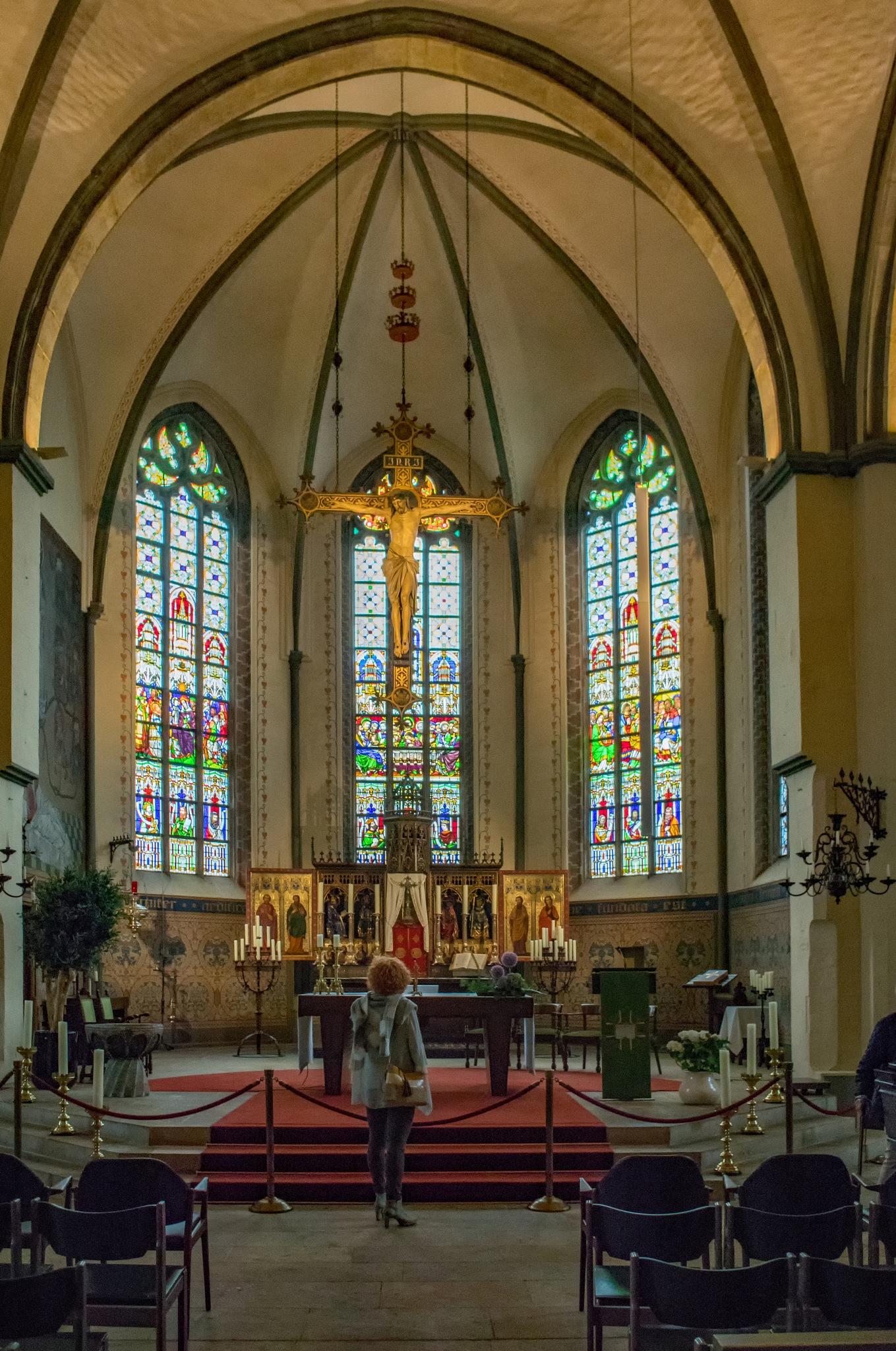 H.H. Simon and Judas church_IV by HaWaFoTo
