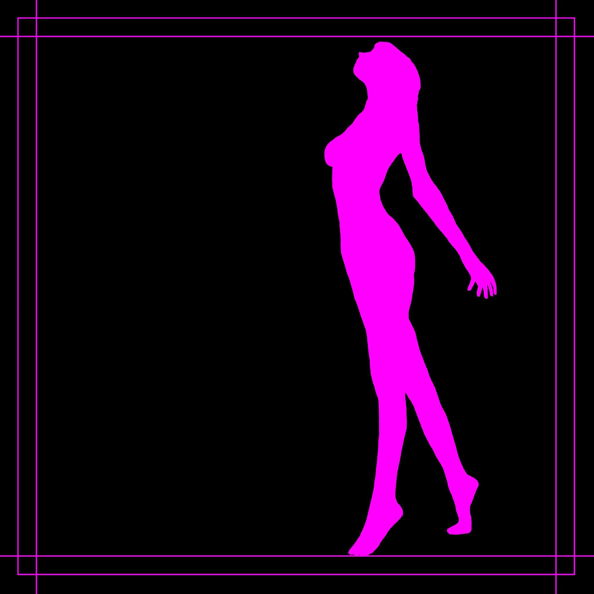 Photo editing female nude_XXV by HaWaFoTo