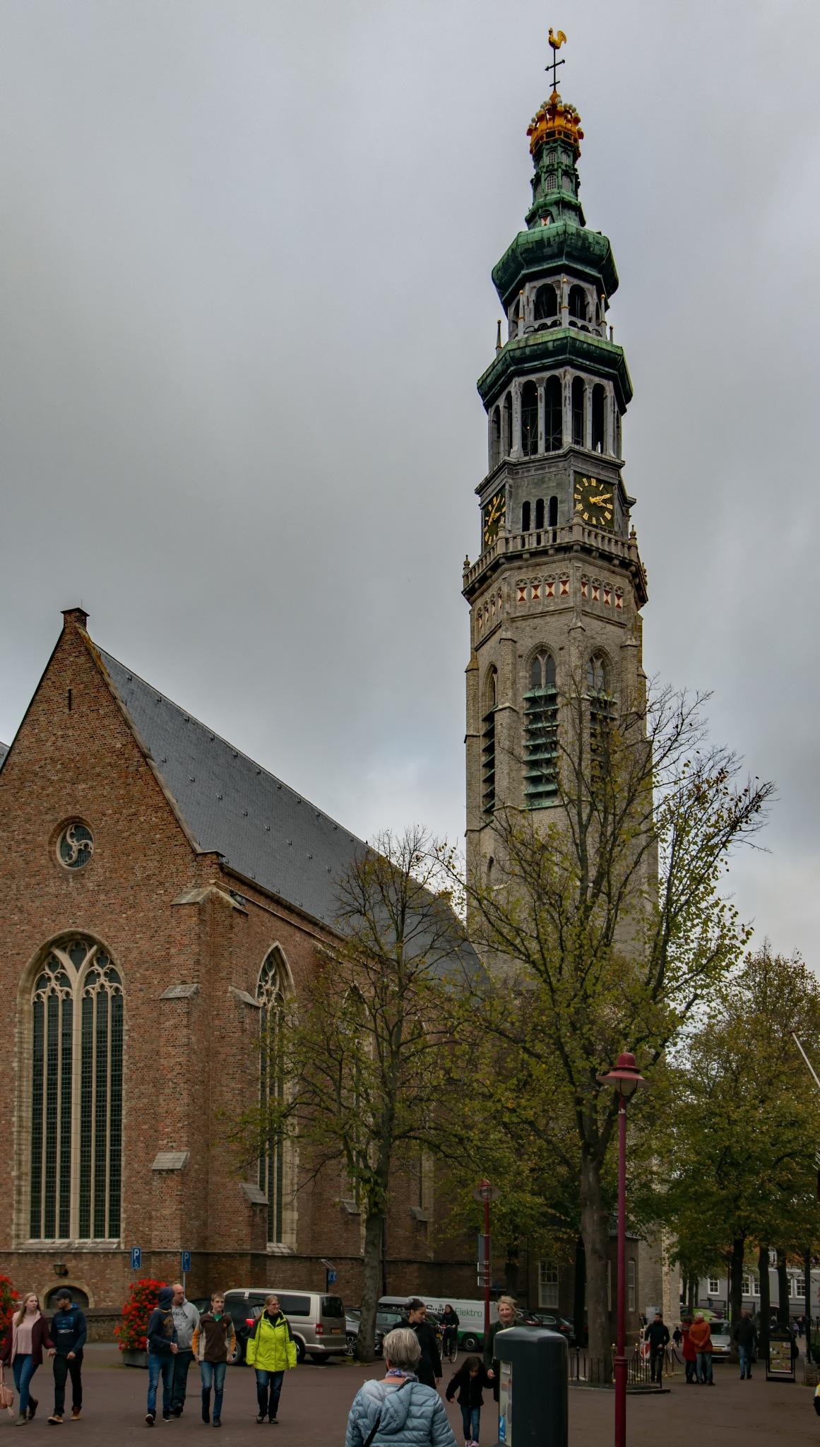 Lange Jan Tower Abbey by HaWaFoTo
