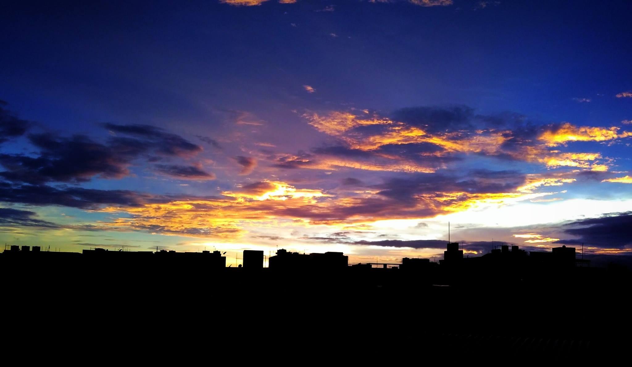 Sunset, Landscape by kundan