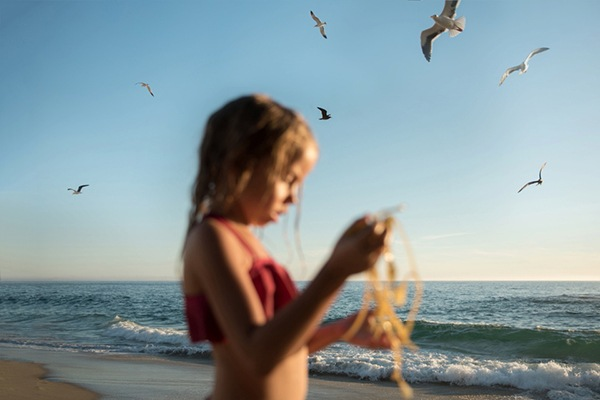 Scenes from the Beach by Summer Murdock