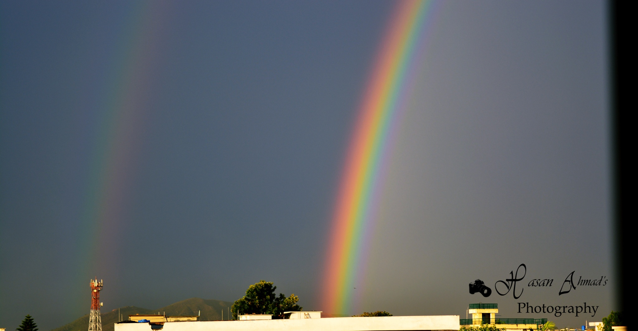 Rainbow by Hasan Ahmad