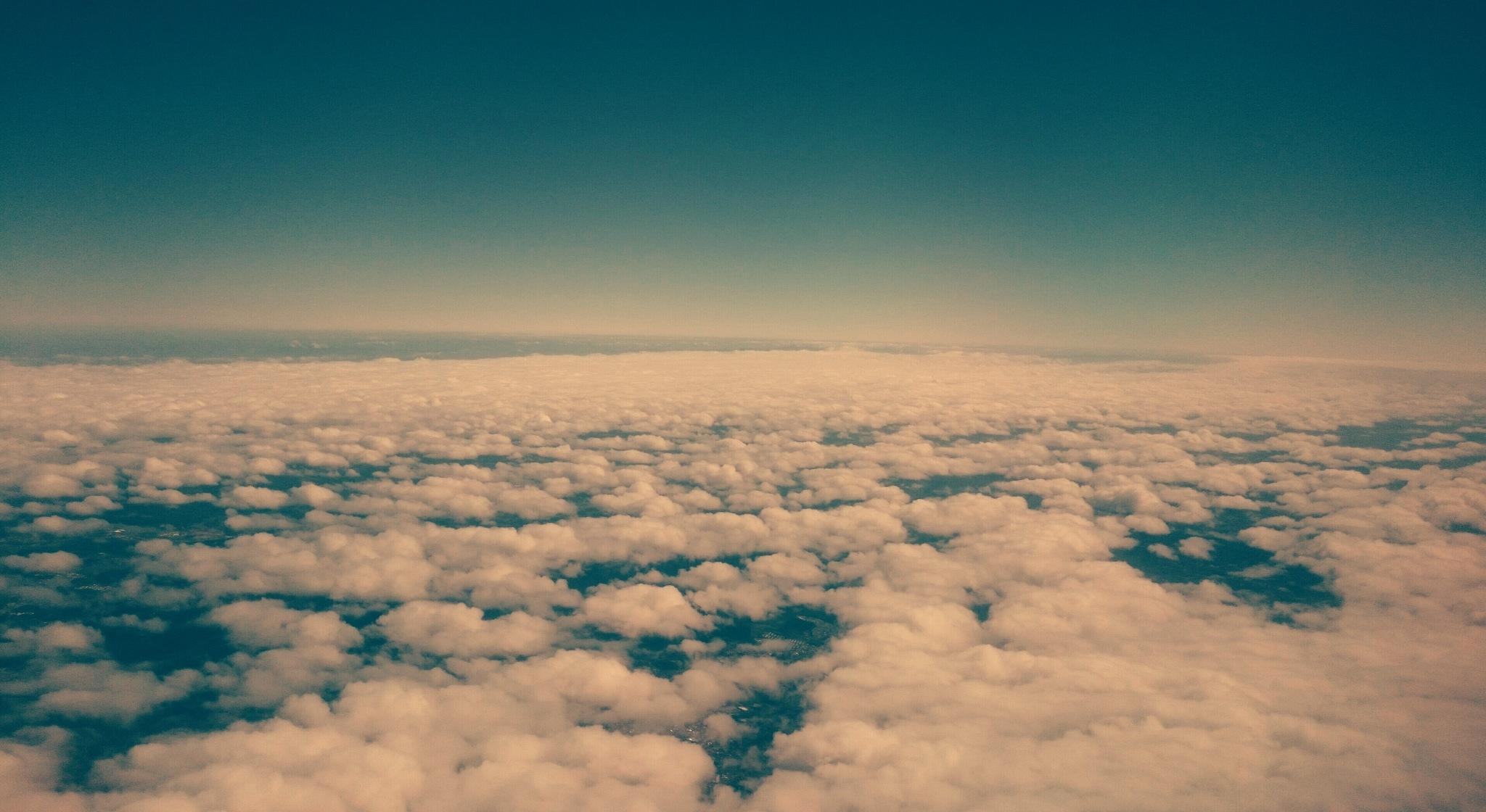 The Sky by Romer Zandomingos Alves