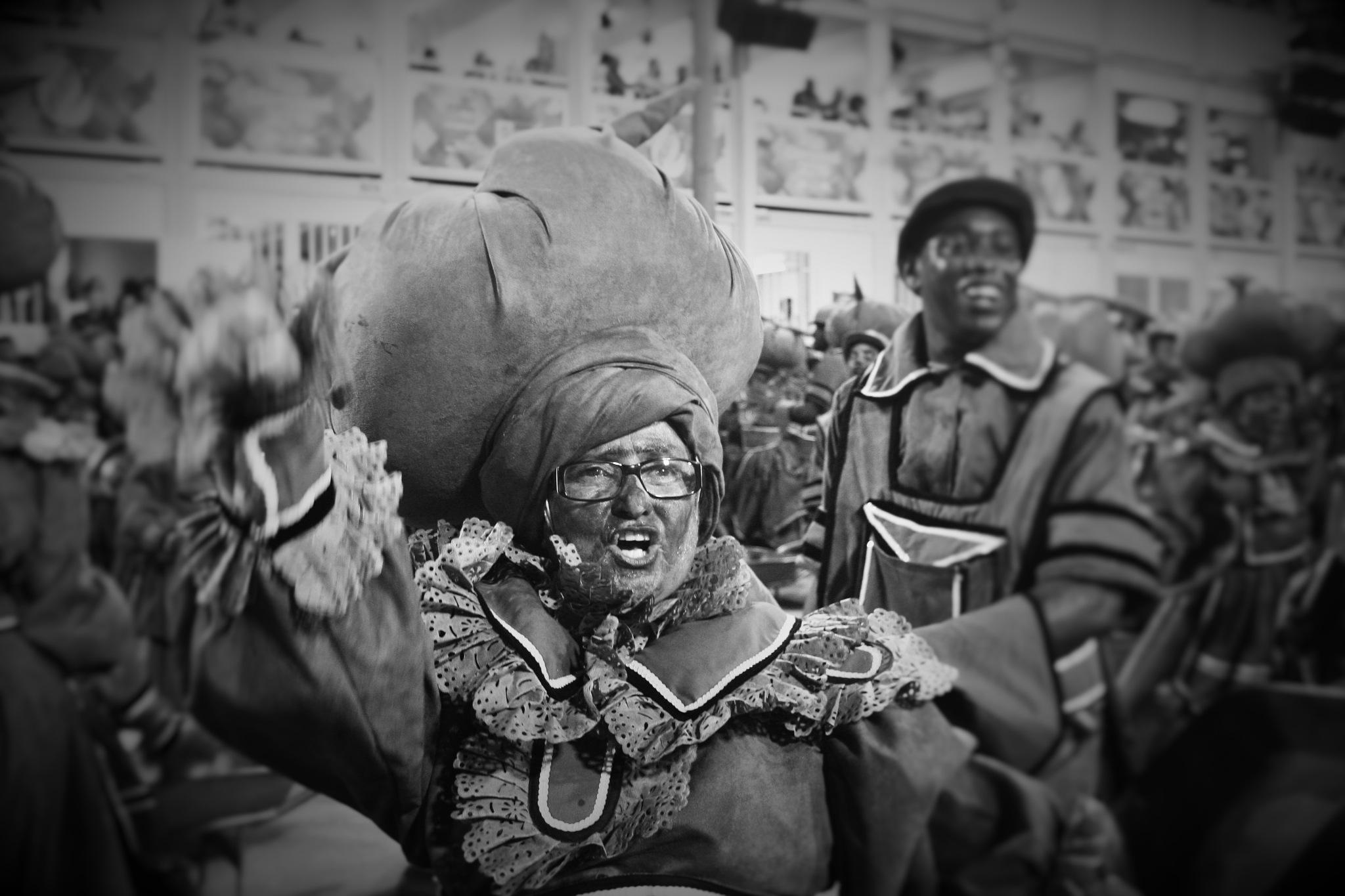Carnaval - Rio de Janeiro by Romer Zandomingos Alves
