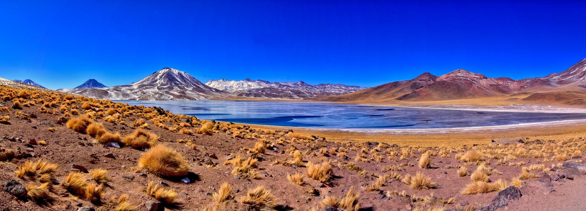 Miscanti lake by julioreyesb