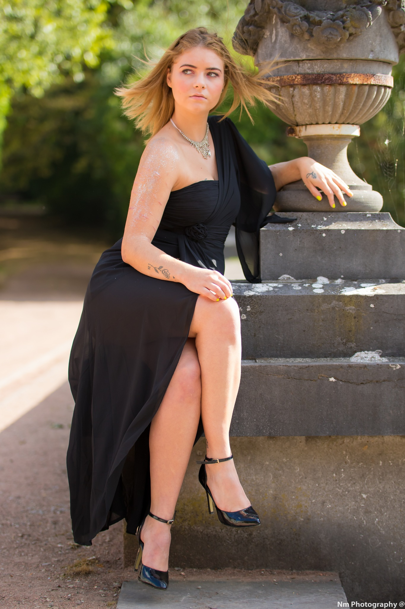 Evening Dress by nmphotography