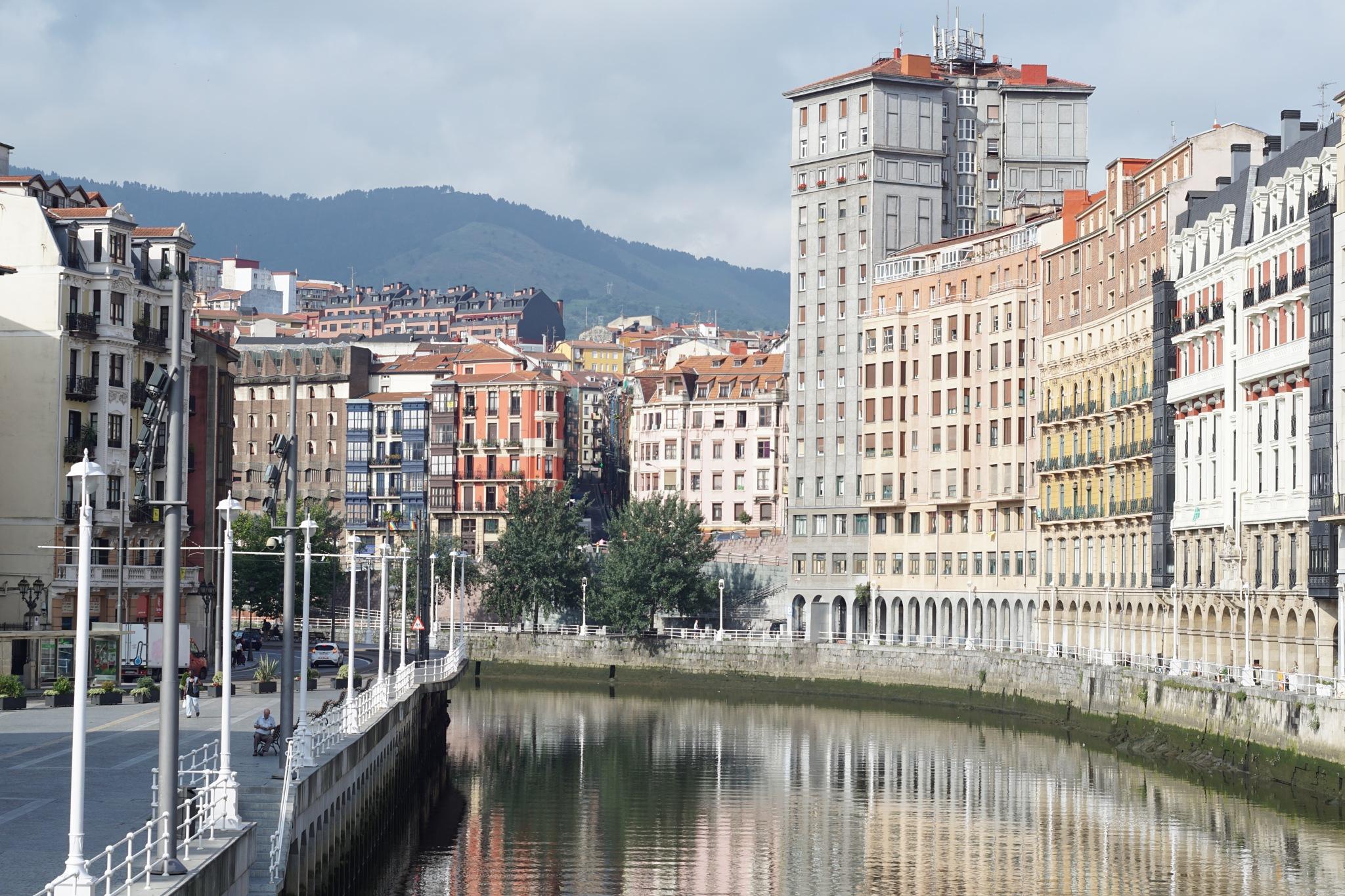 Bilbao City by xvladi