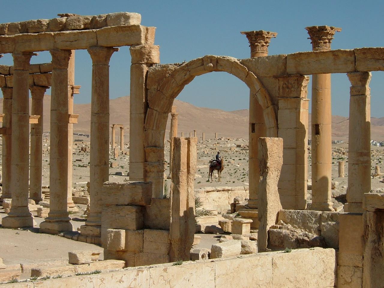 Palmyra 2005 by OldBAt