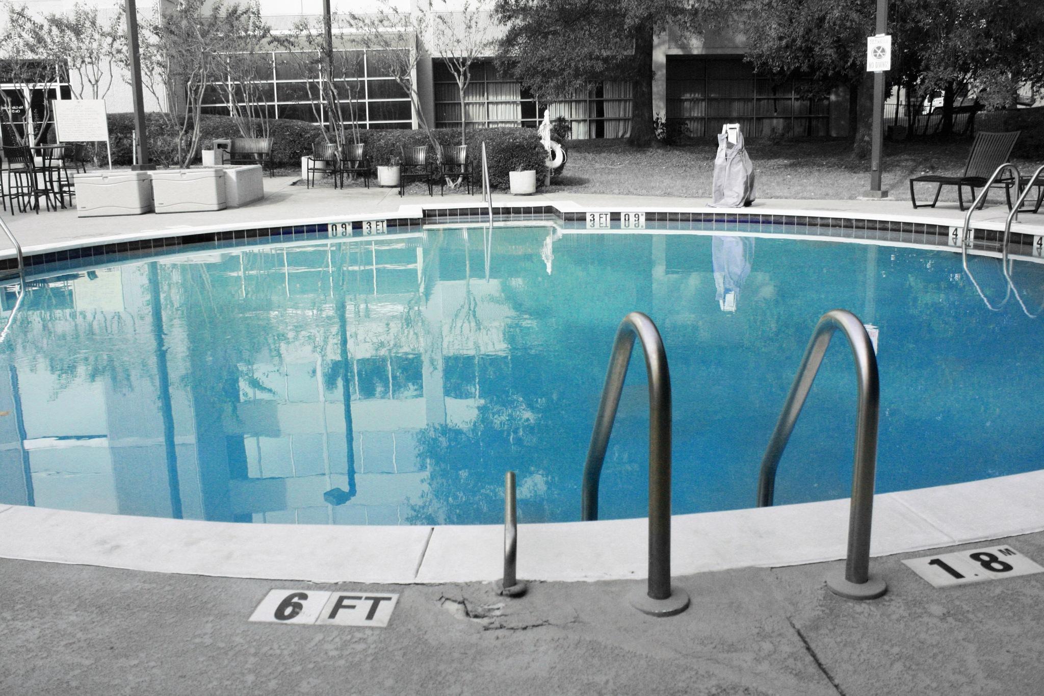 Pool Side by Runwayimagesatl