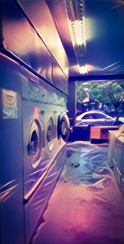 Washing day by Troy Haddad