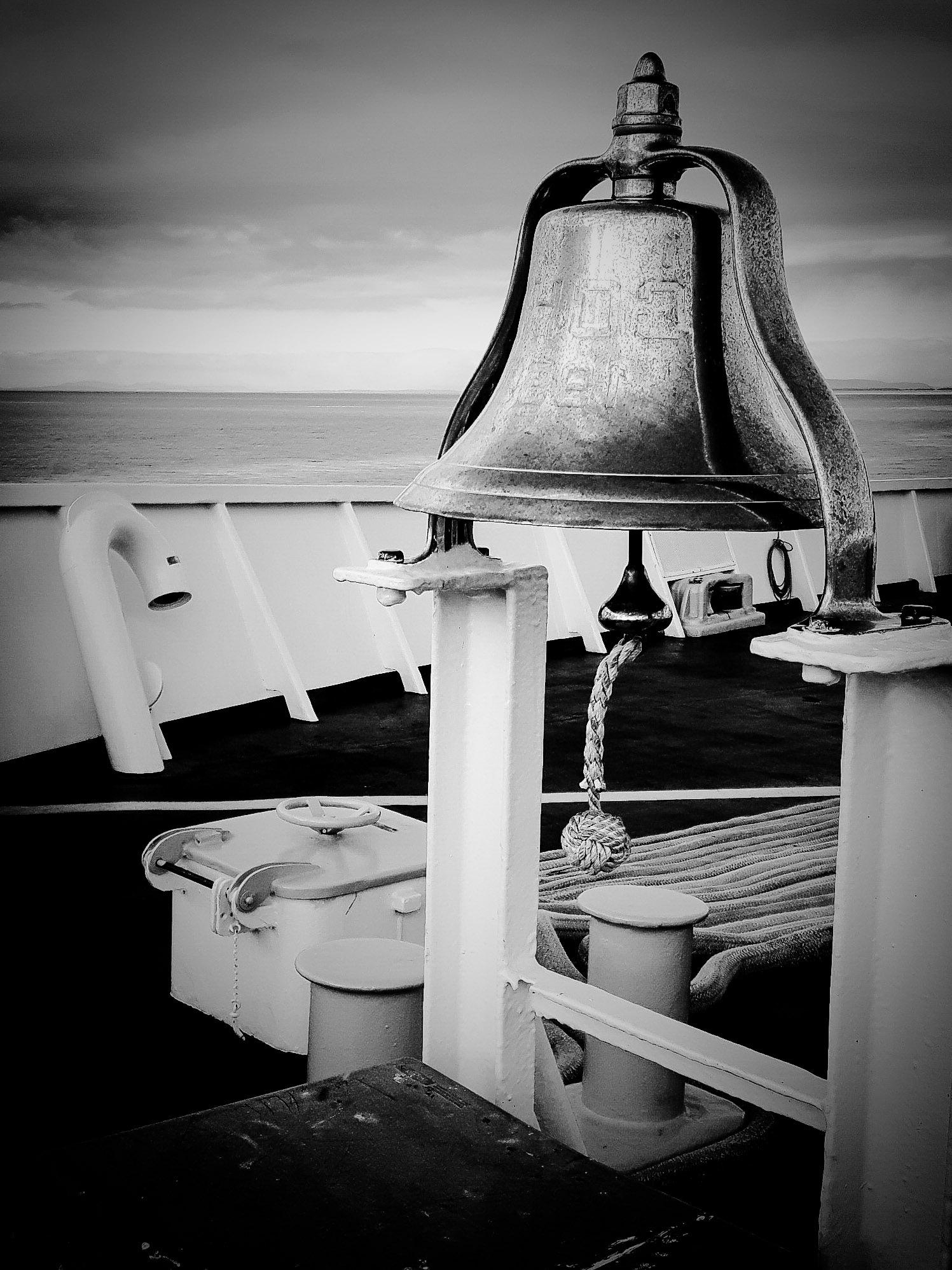 Bell by Troy Haddad