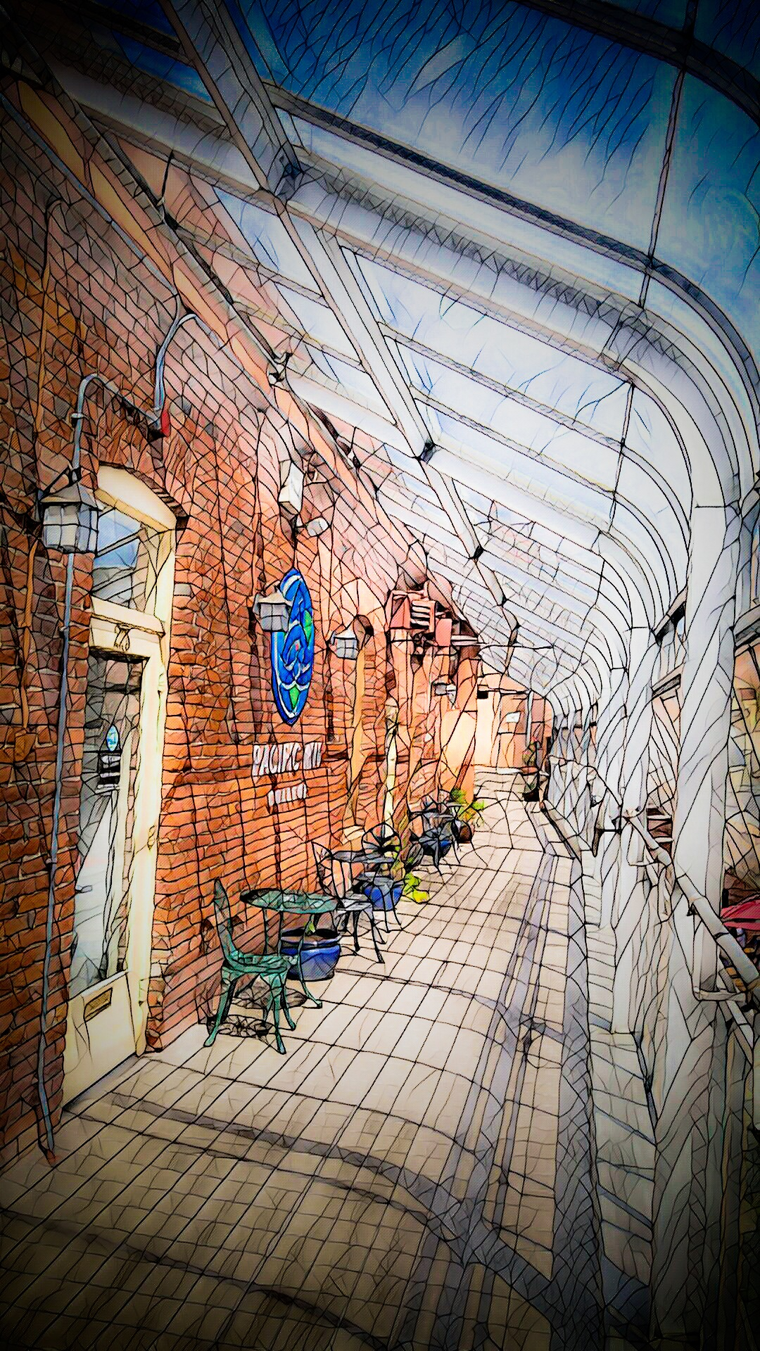 Market square by Troy Haddad