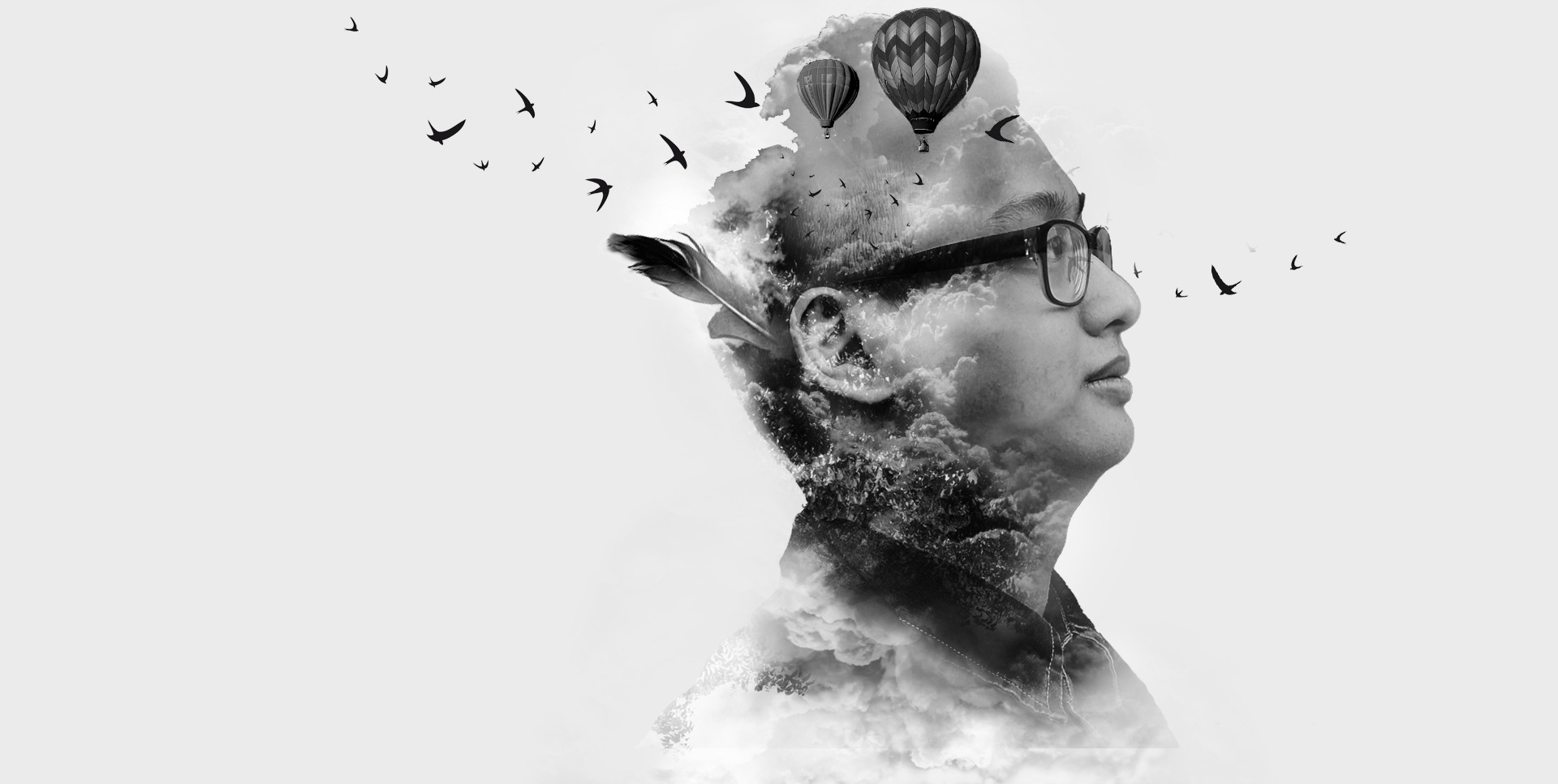 Self Potrait by Arlen Augusto Chan