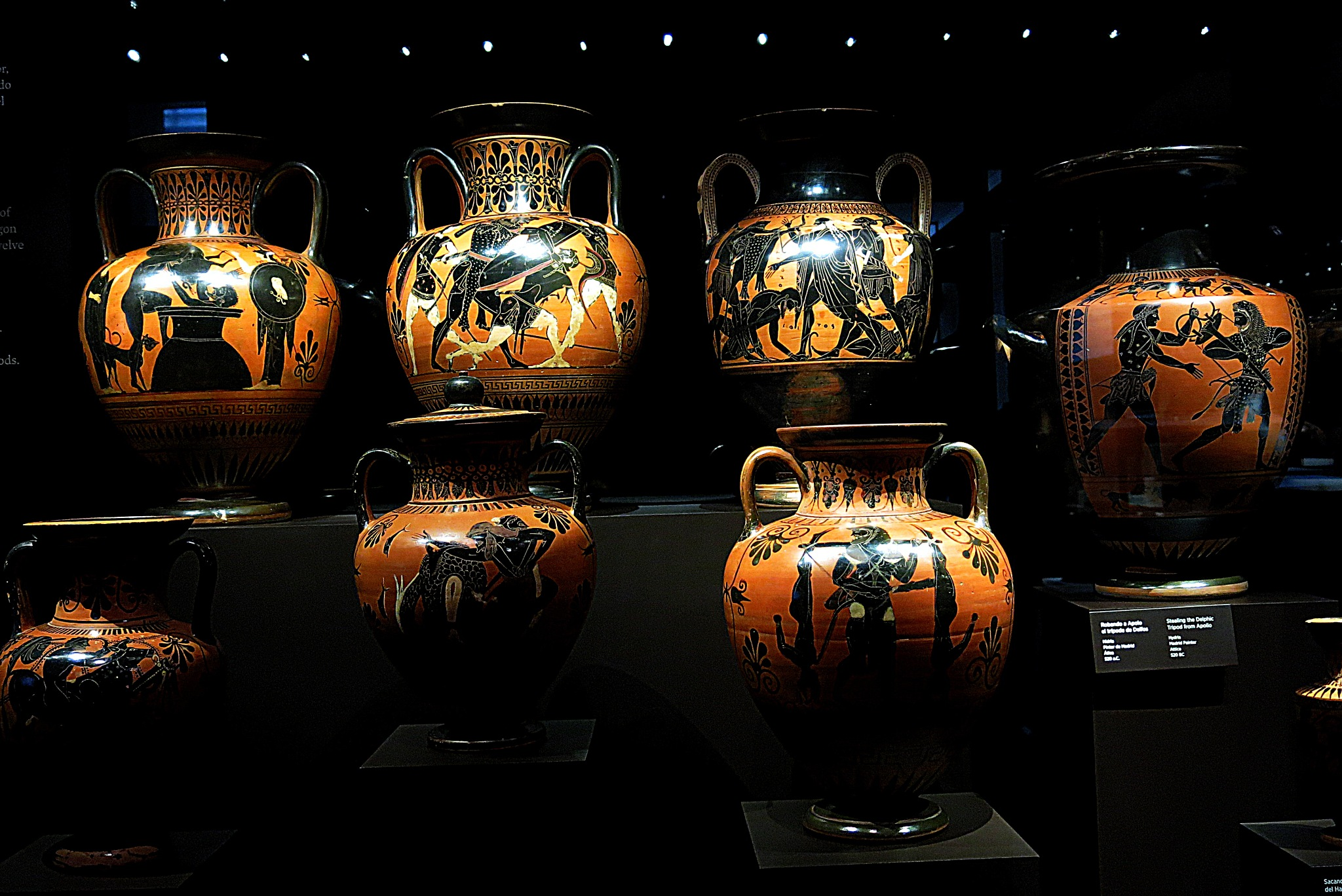cerámica en la Grecia antigua by mmvicent